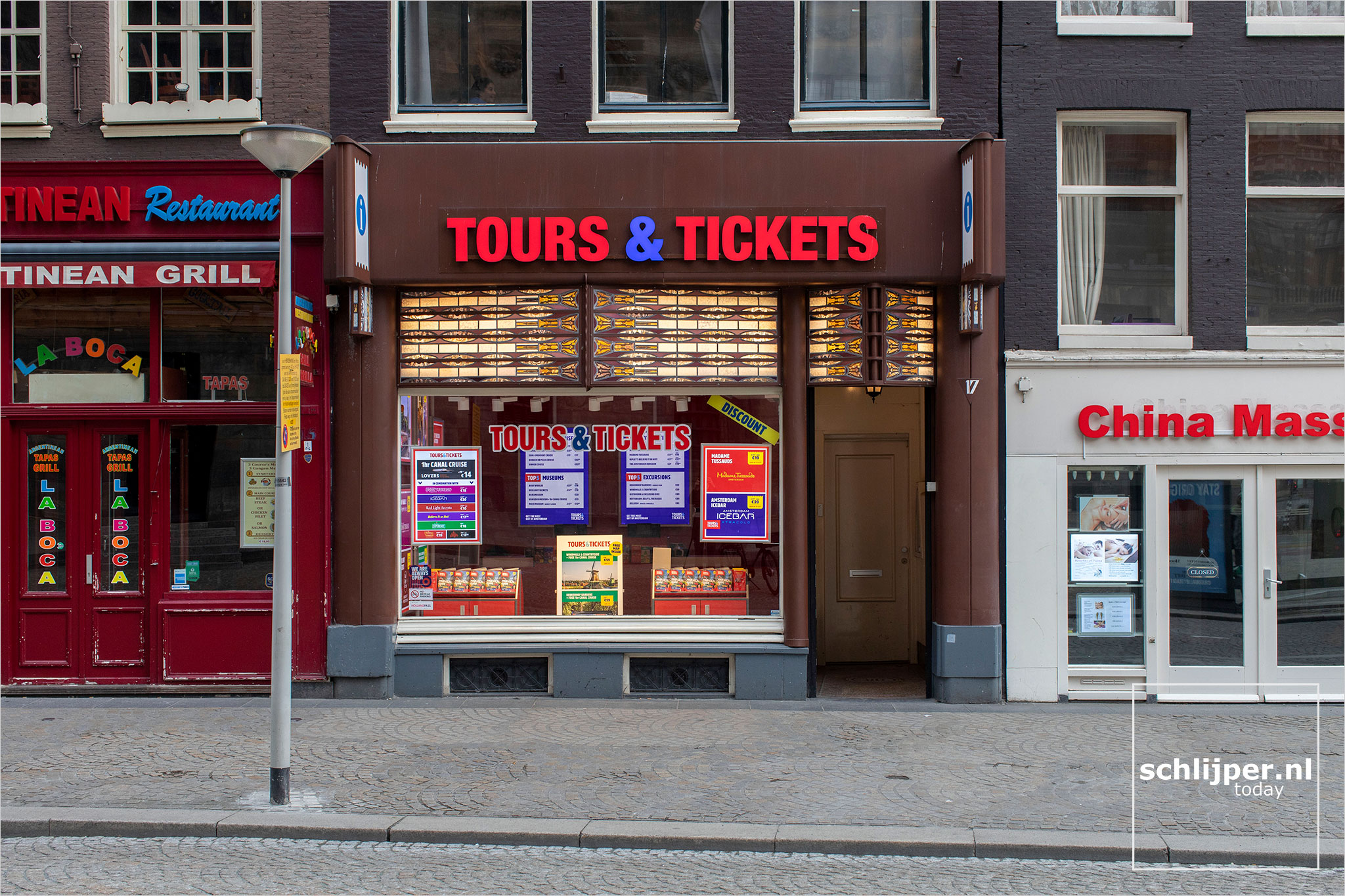 Nederland, Amsterdam, 3 mei 2020