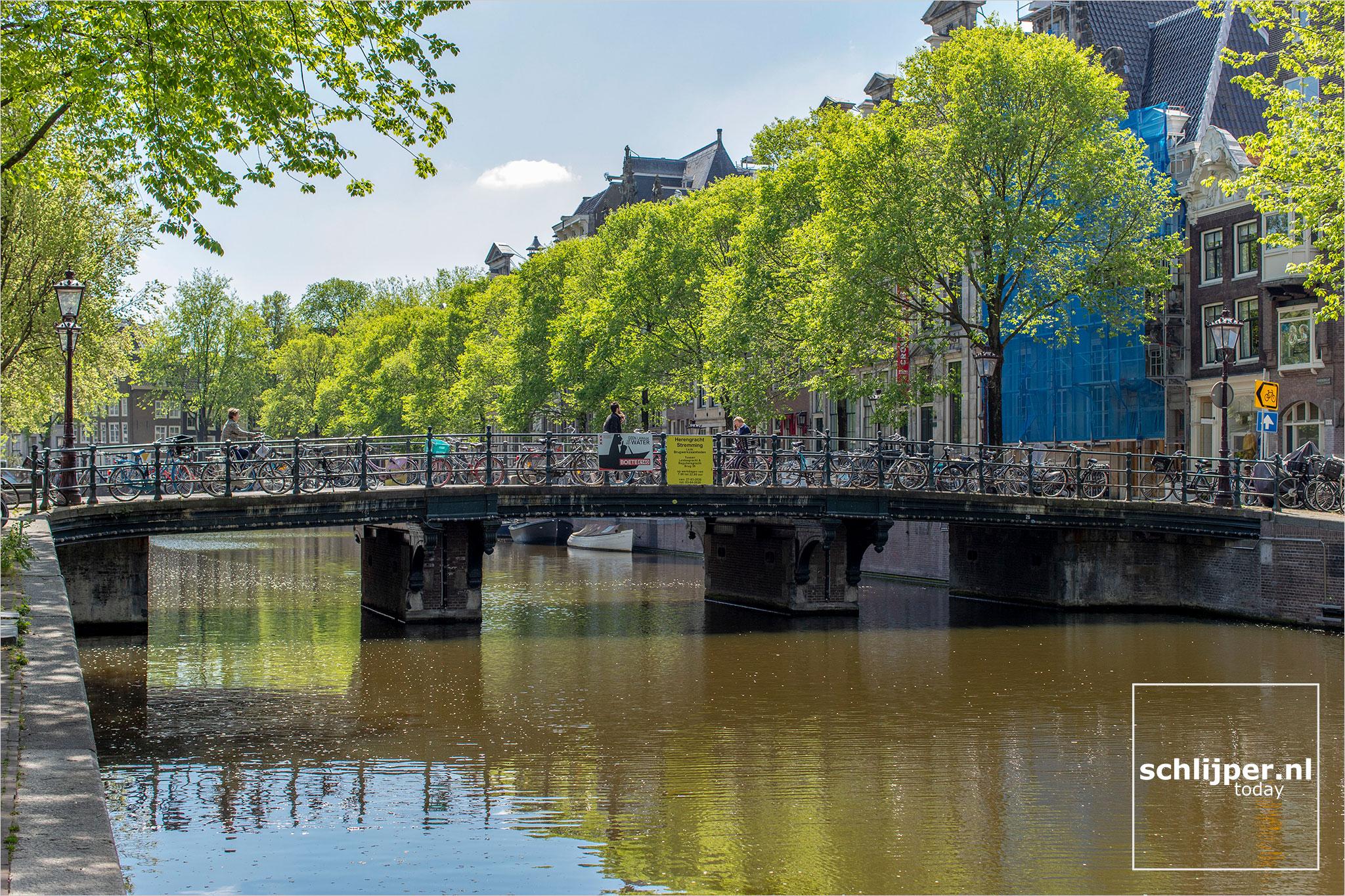 Nederland, Amsterdam, 4 mei 2020