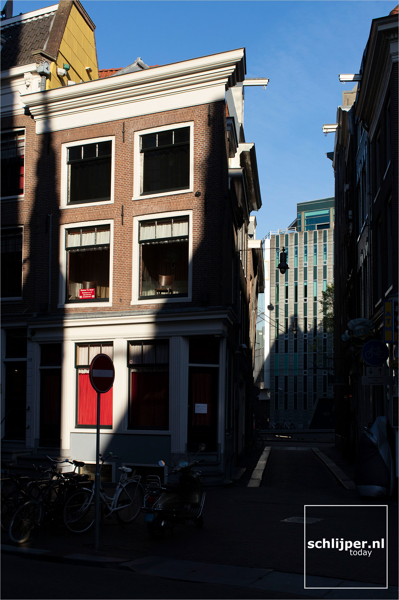 Nederland, Amsterdam, 6 mei 2020