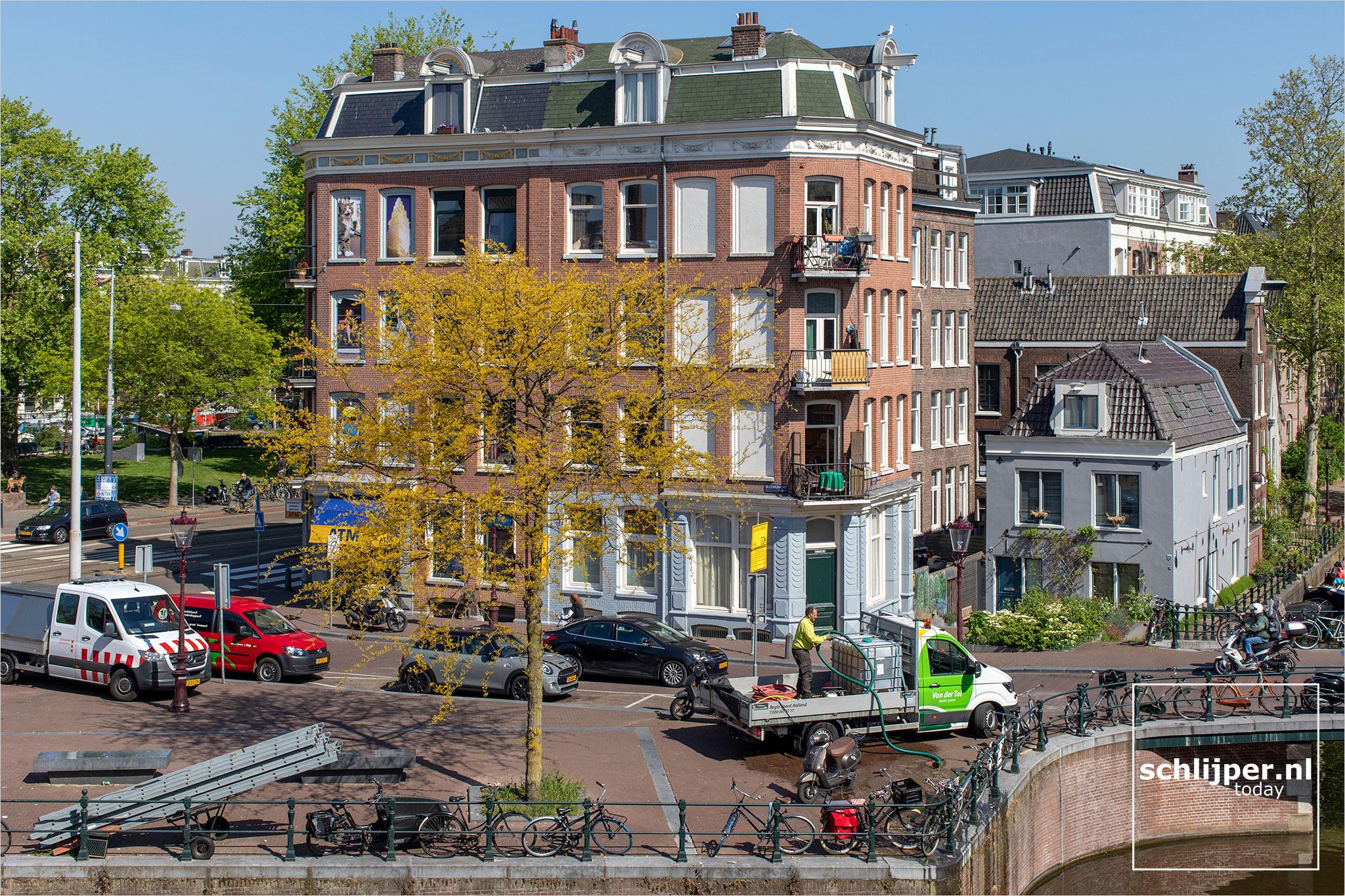 Nederland, Amsterdam, 7 mei 2020