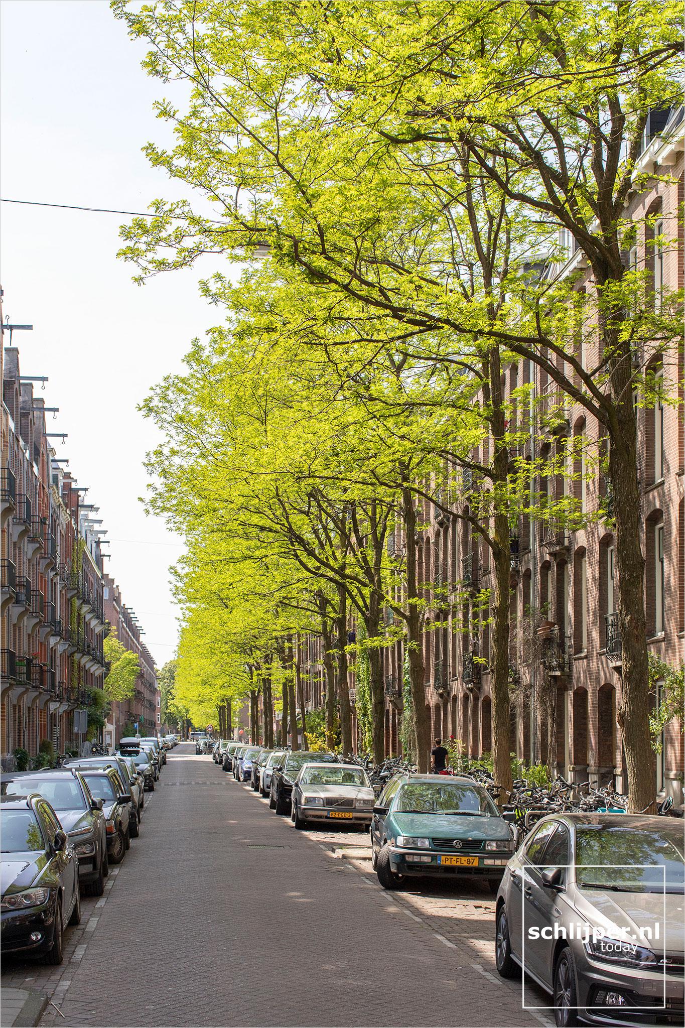 Nederland, Amsterdam, 8 mei 2020