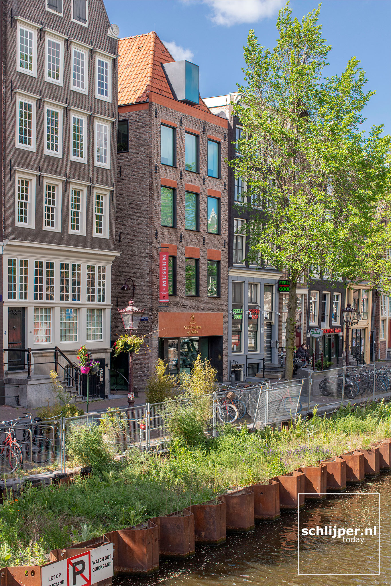 Nederland, Amsterdam, 11 mei 2020