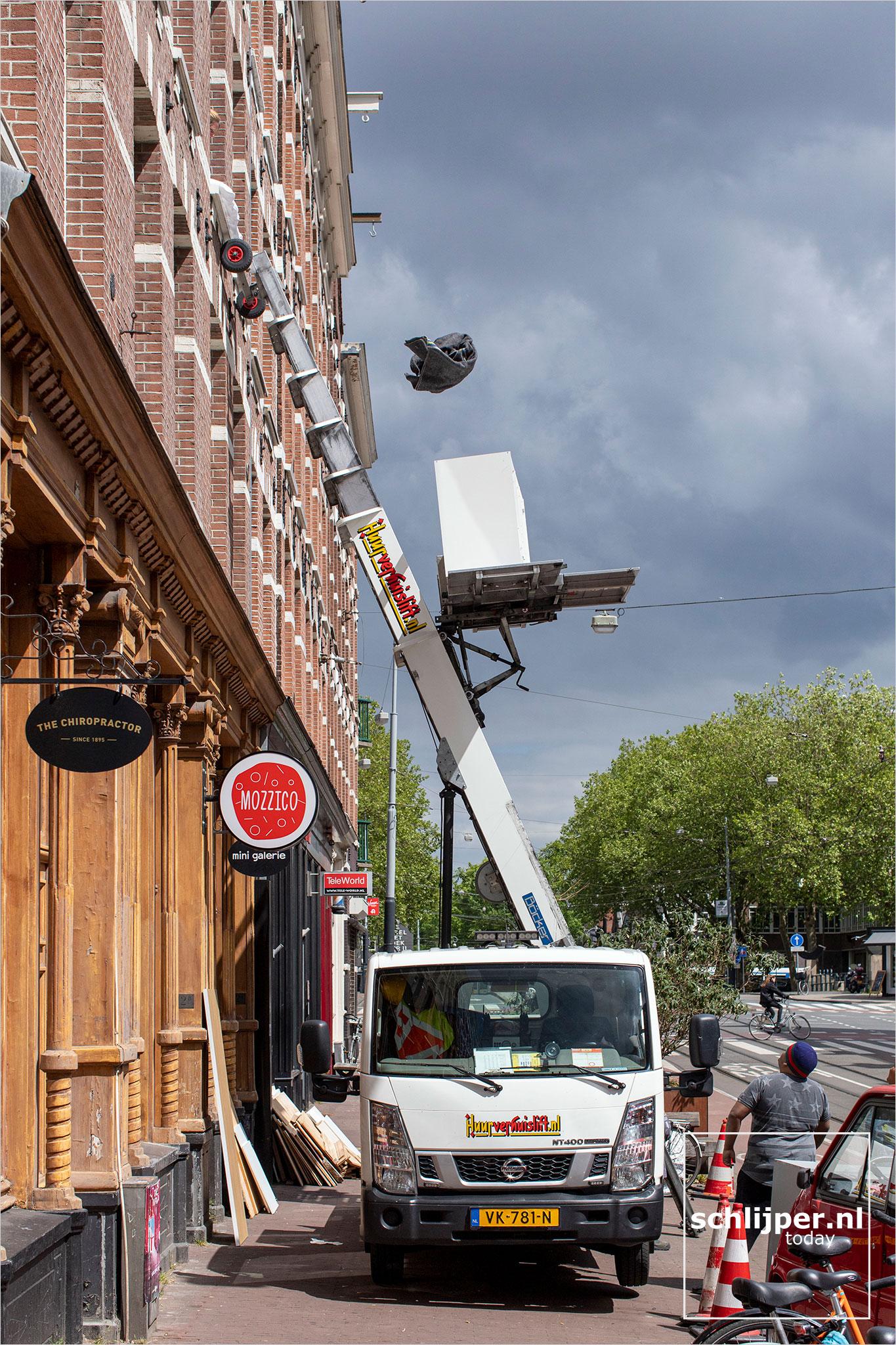 Nederland, Amsterdam, 12 mei 2020