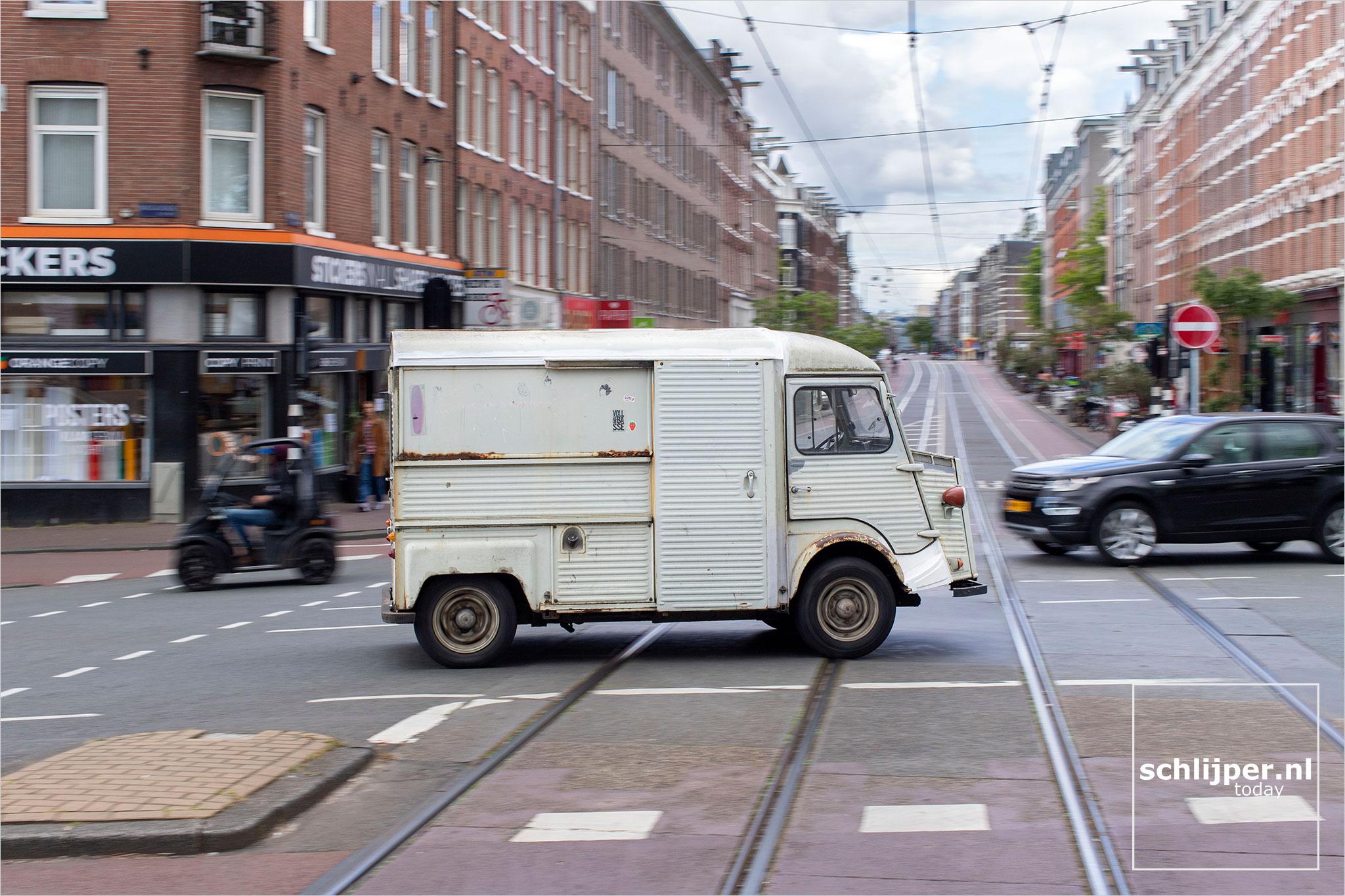 Nederland, Amsterdam, 14 mei 2020