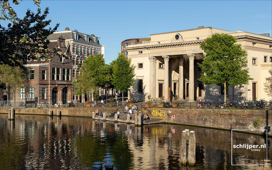 Nederland, Amsterdam, 15 mei 2020