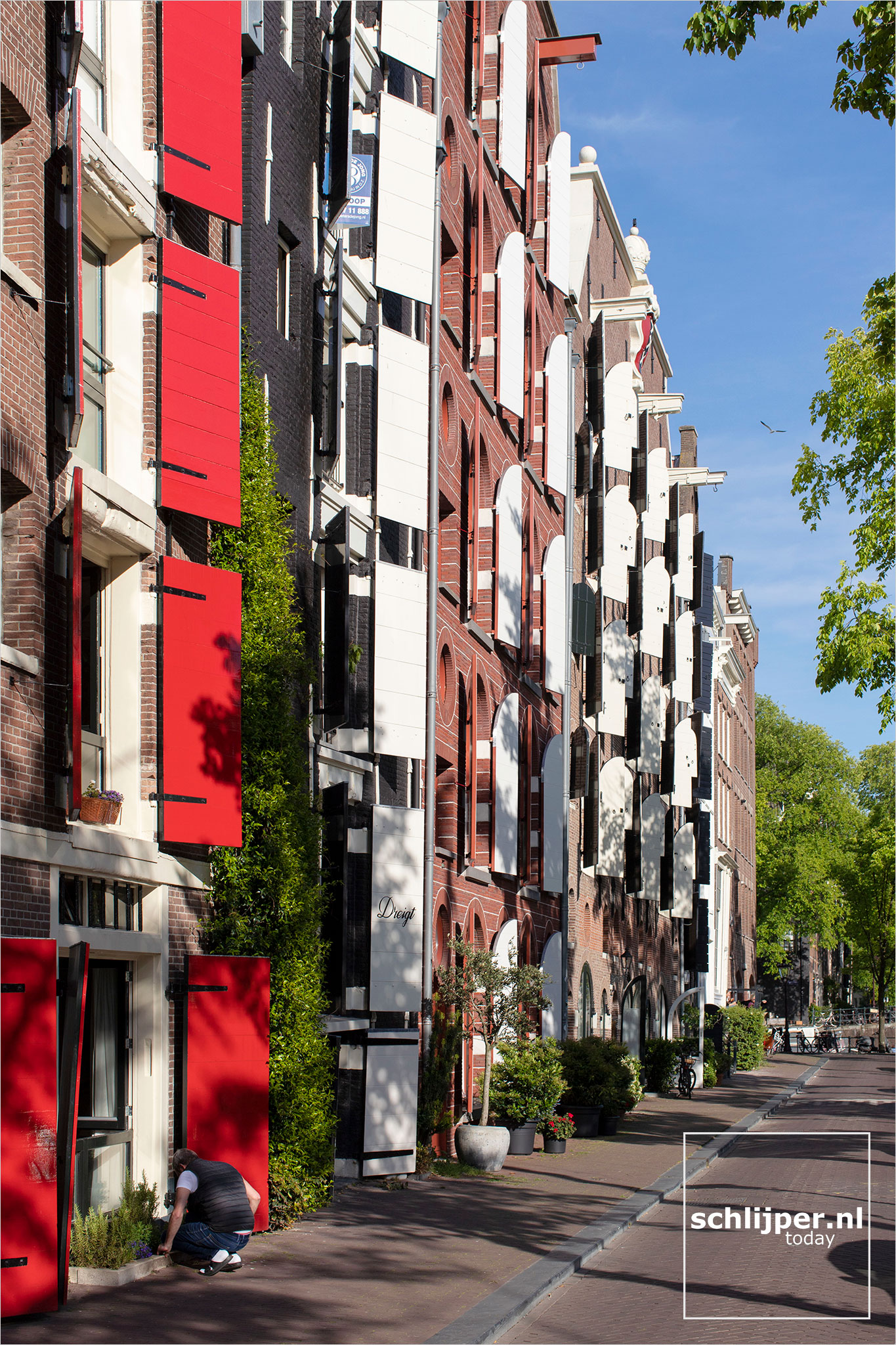 Nederland, Amsterdam, 18 mei 2020