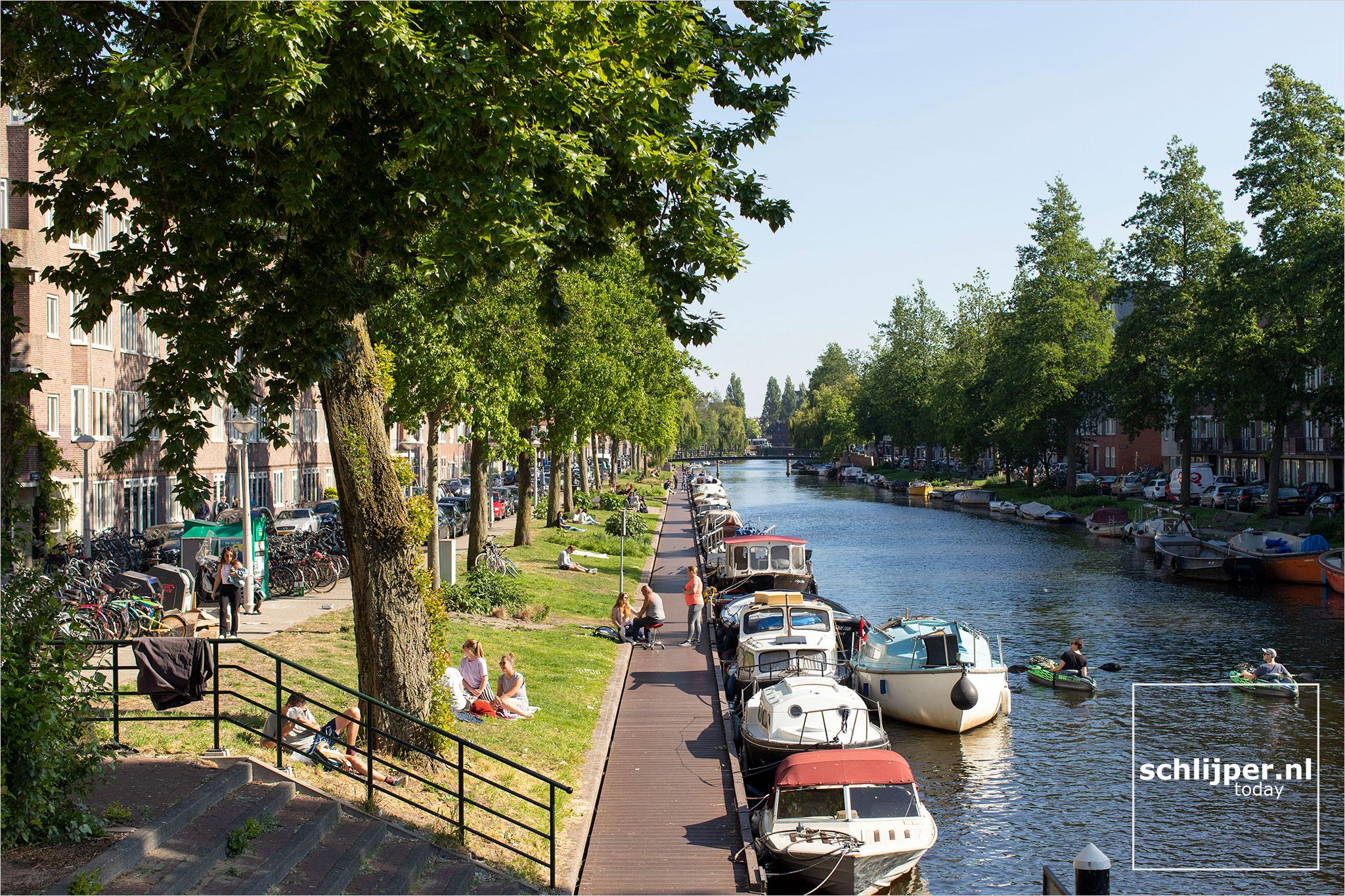 Nederland, Amsterdam, 19 mei 2020