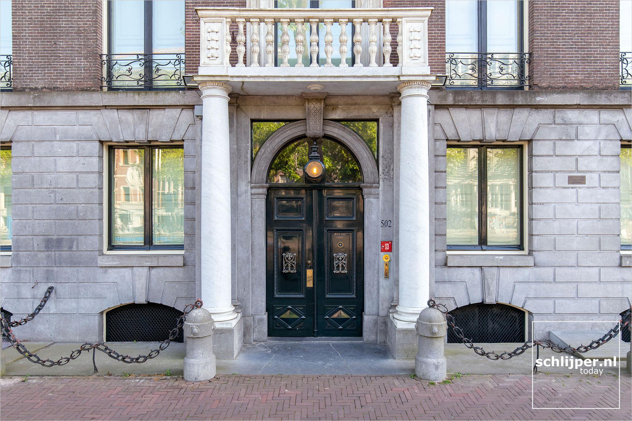 Nederland, Amsterdam, 20 mei 2020