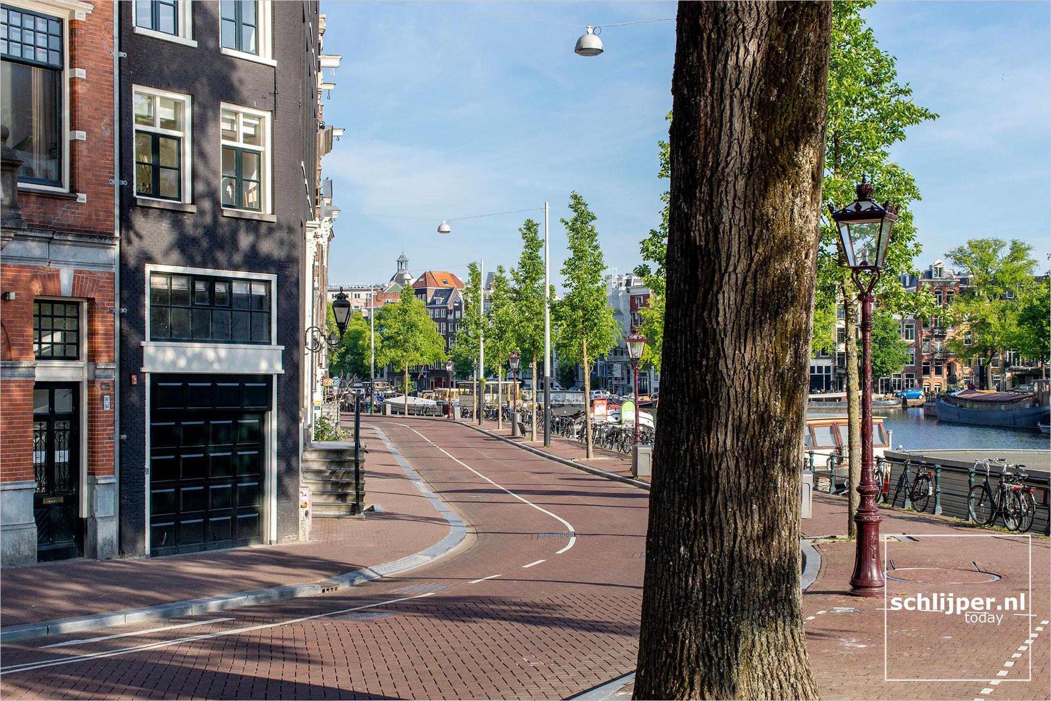 Nederland, Amsterdam, 21 mei 2020