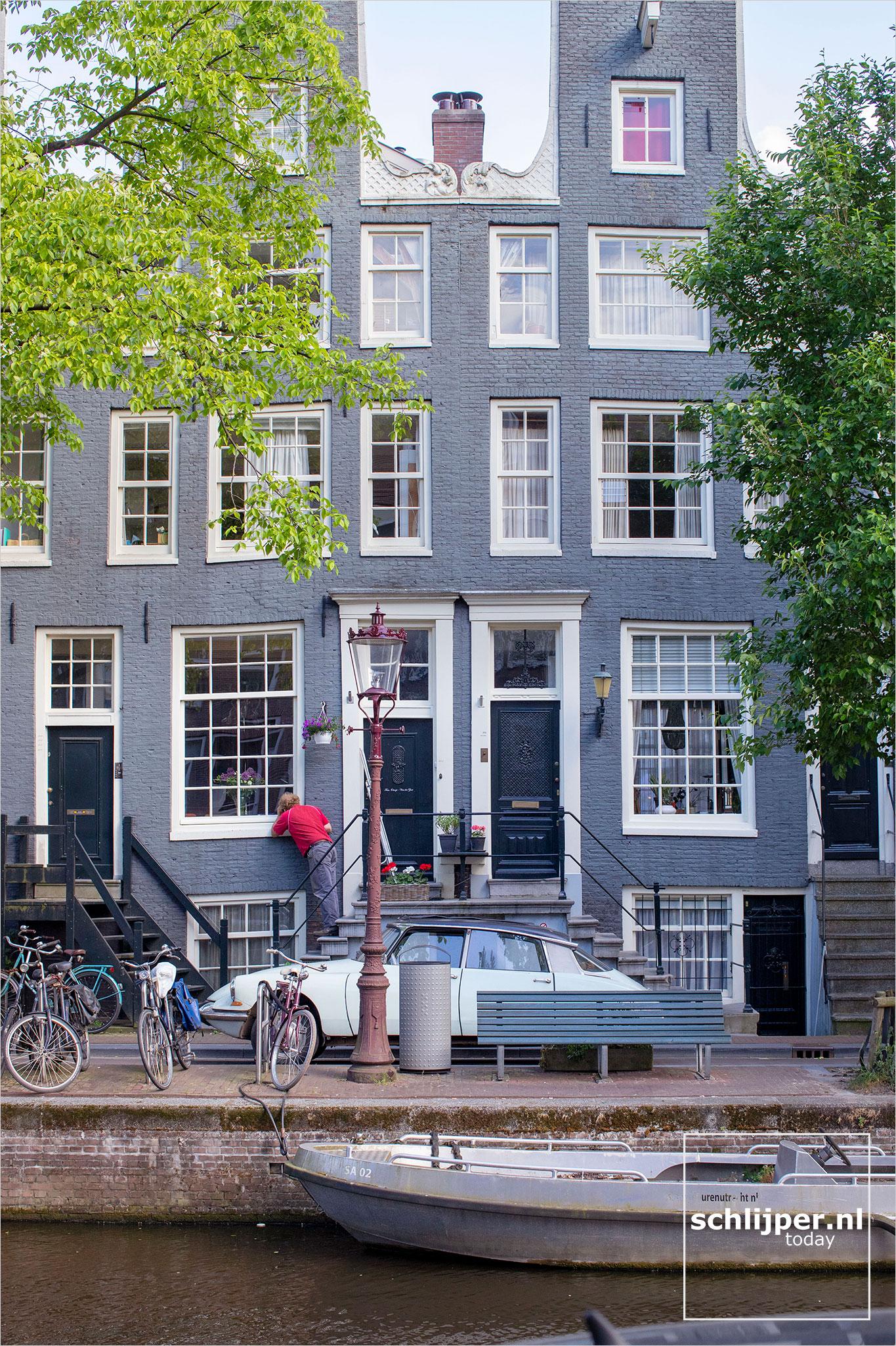 Nederland, Amsterdam, 23 mei 2020