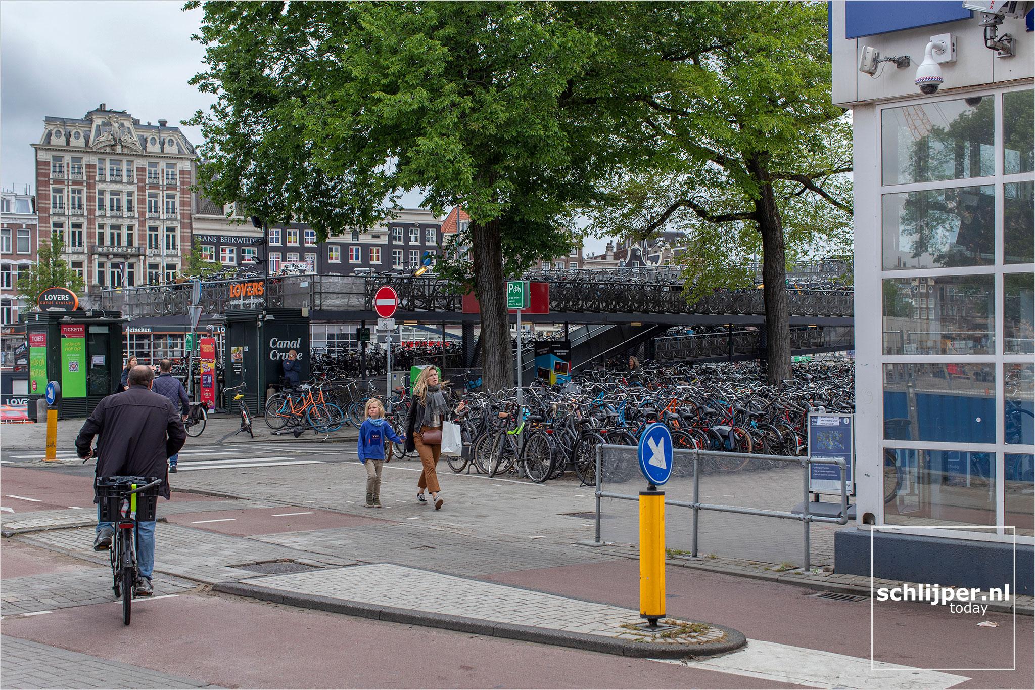 Nederland, Amsterdam, 24 mei 2020