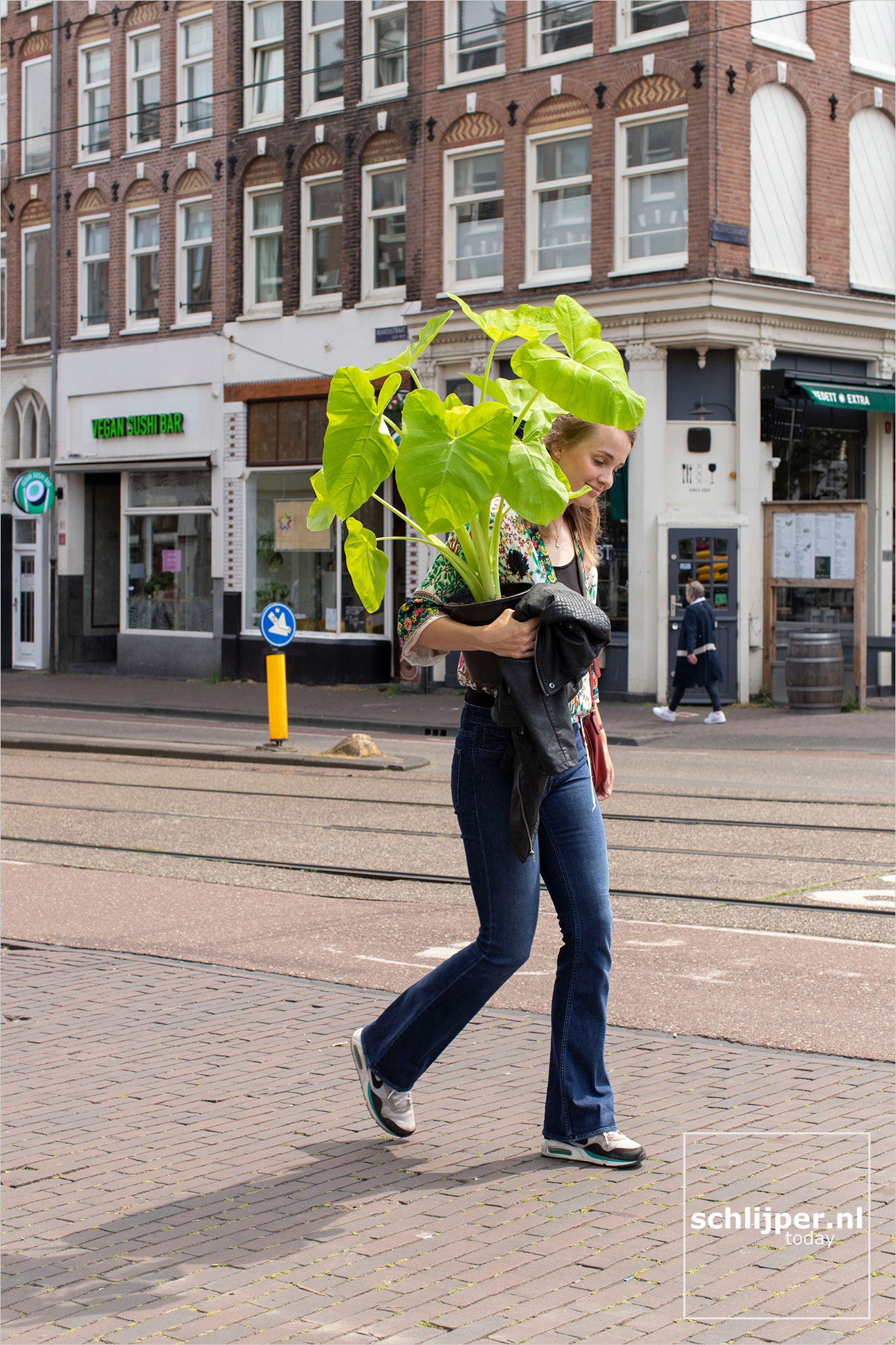 Nederland, Amsterdam, 25 mei 2020
