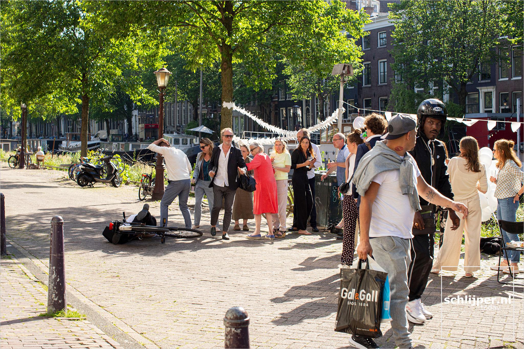 Nederland, Amsterdam, 27 mei 2020