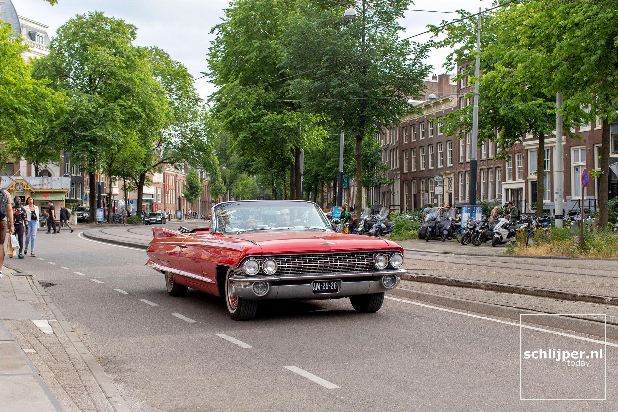 Nederland, Amsterdam, 1 juni 2020