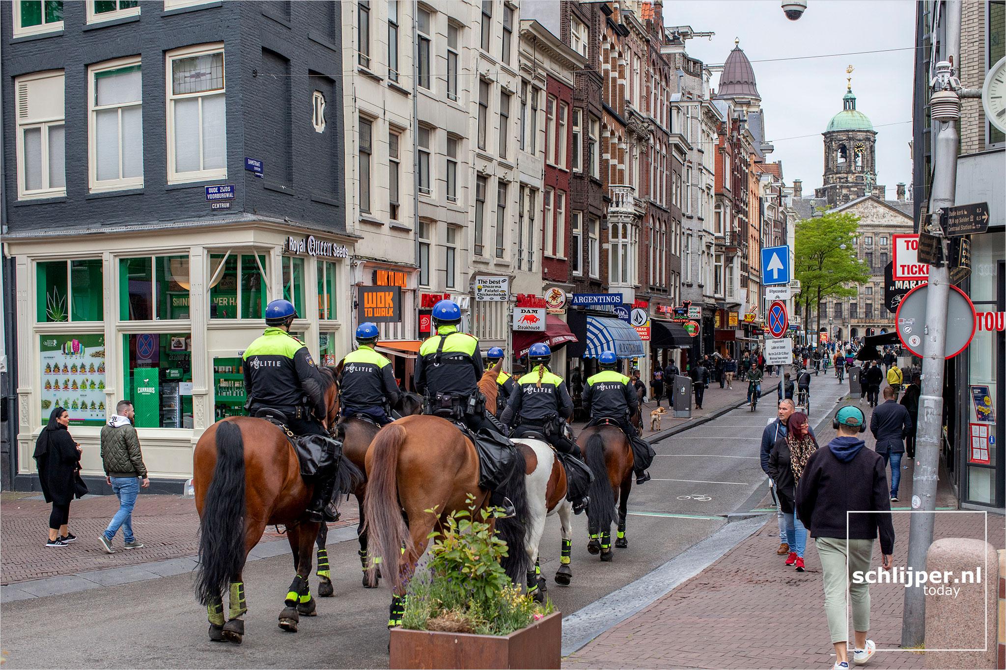 Nederland, Amsterdam, 7 juni 2020