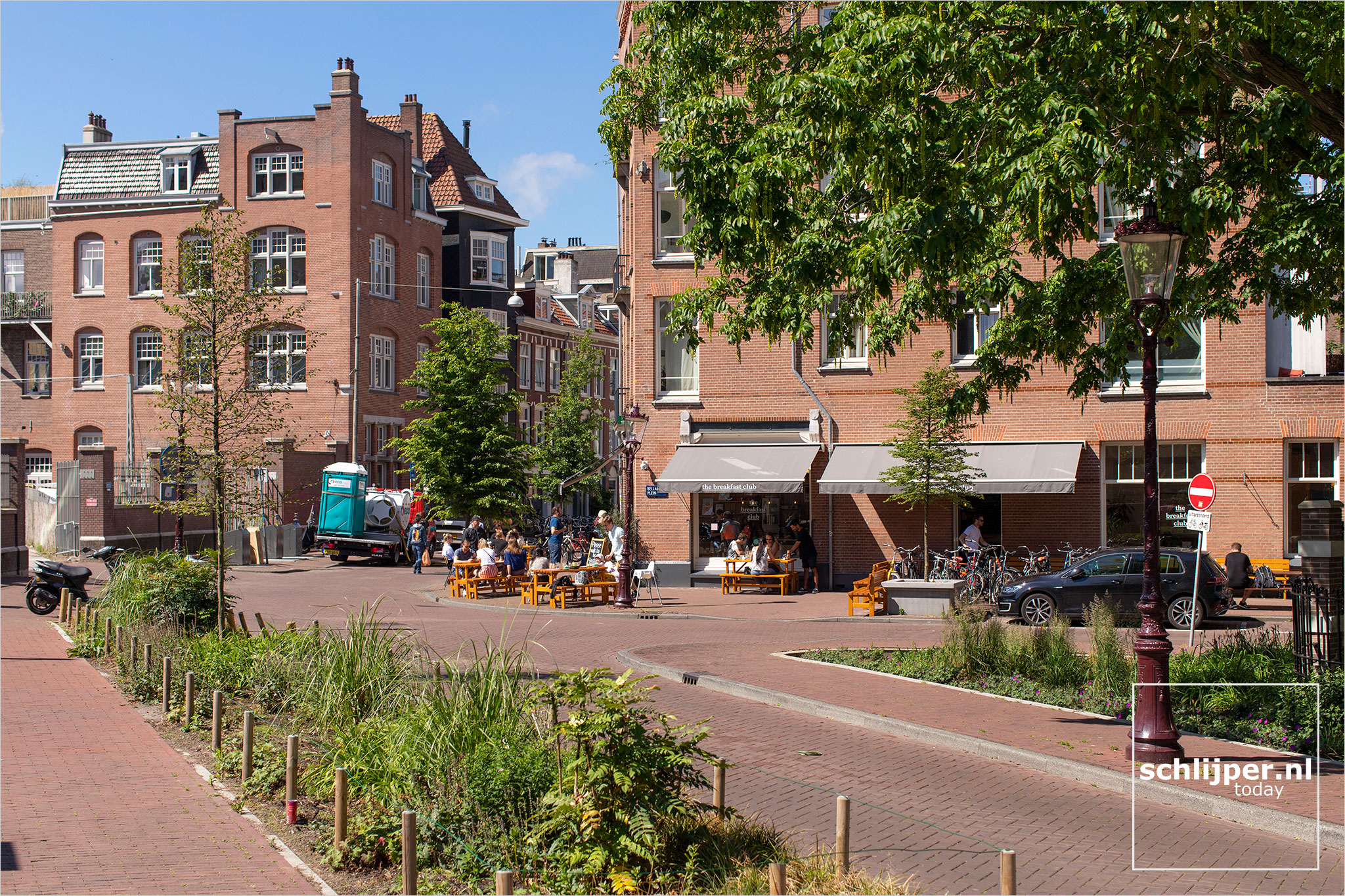 Nederland, Amsterdam, 13 juni 2020