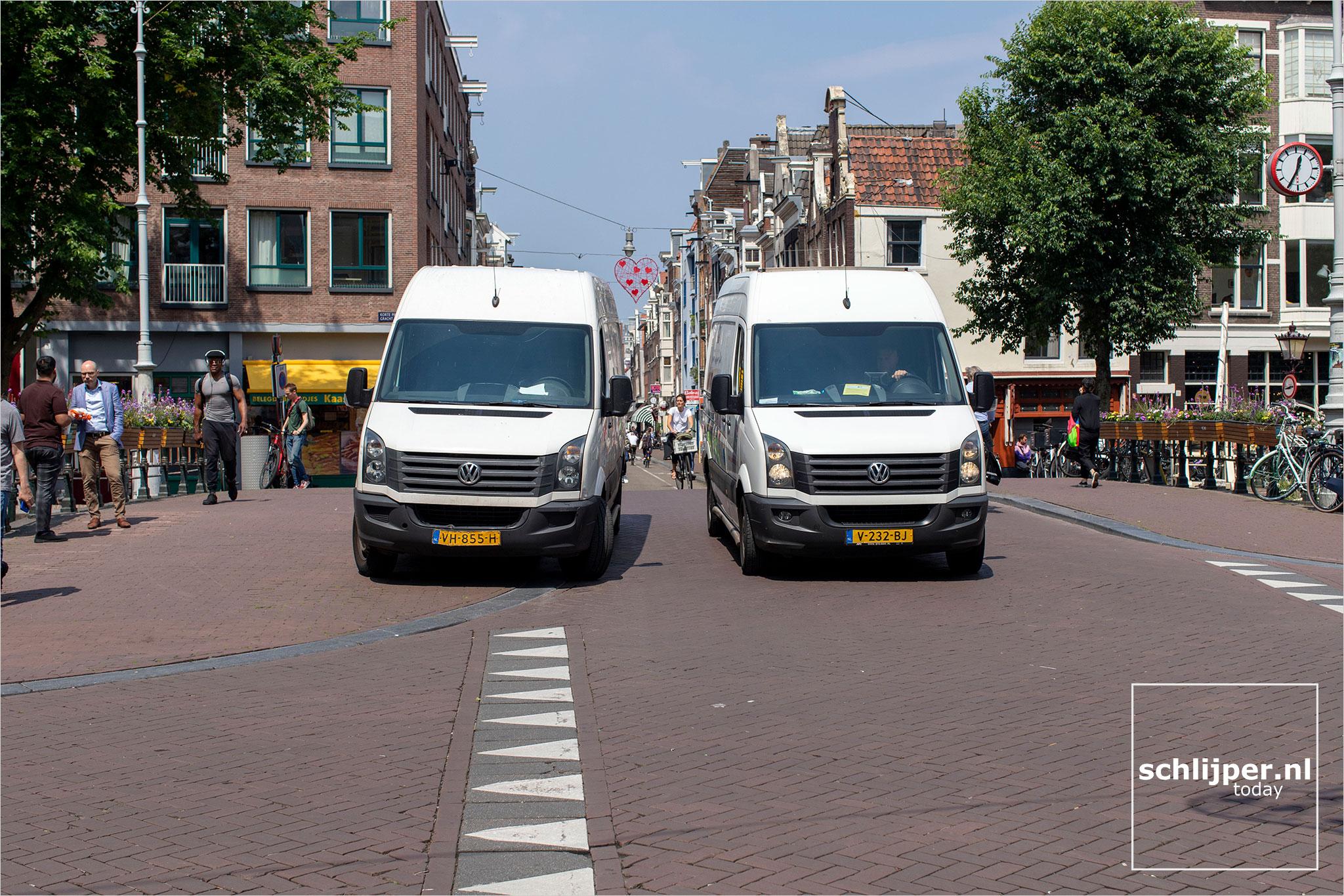 Nederland, Amsterdam, 19 juni 2020