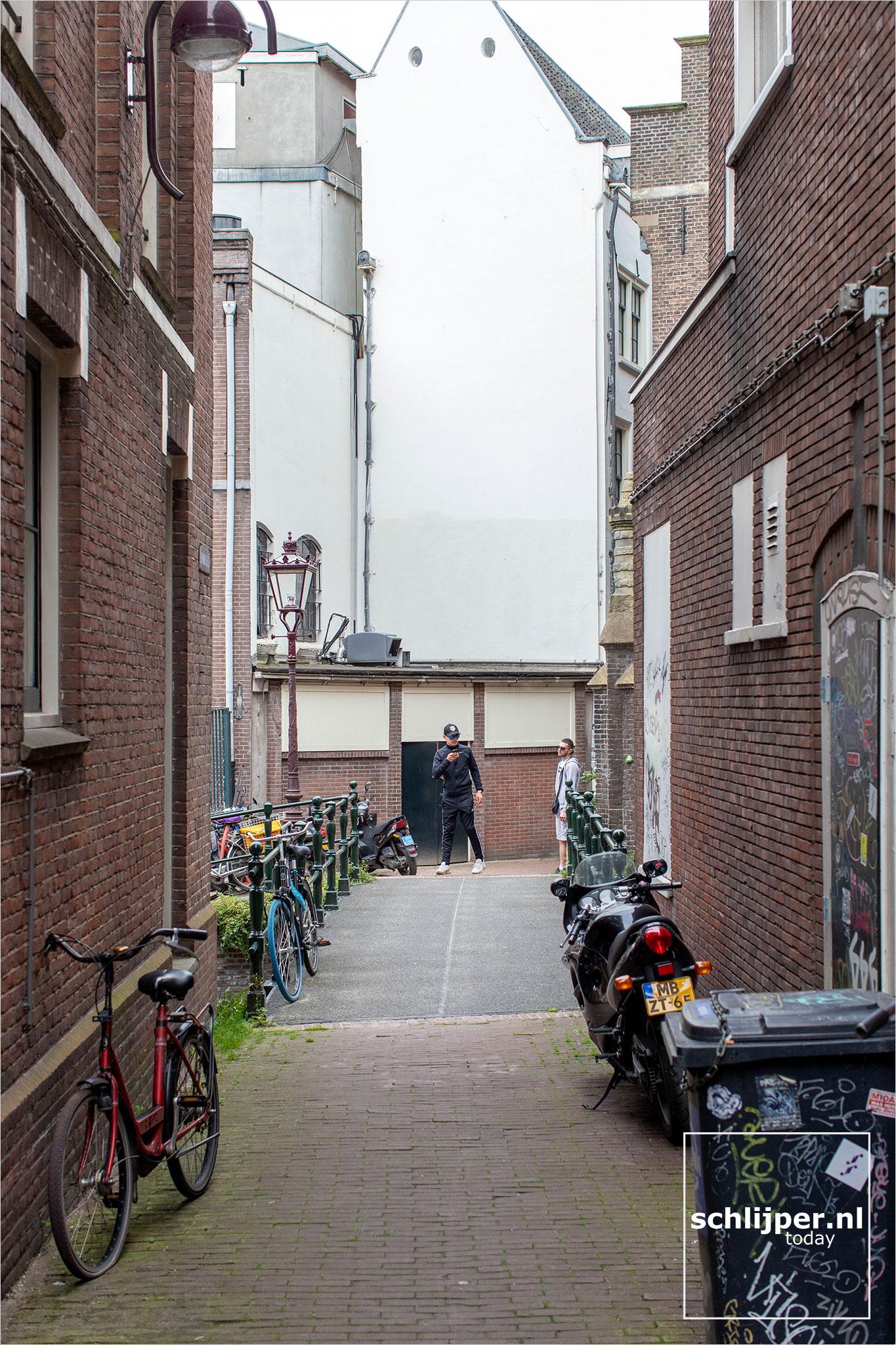 Nederland, Amsterdam, 21 juni 2020