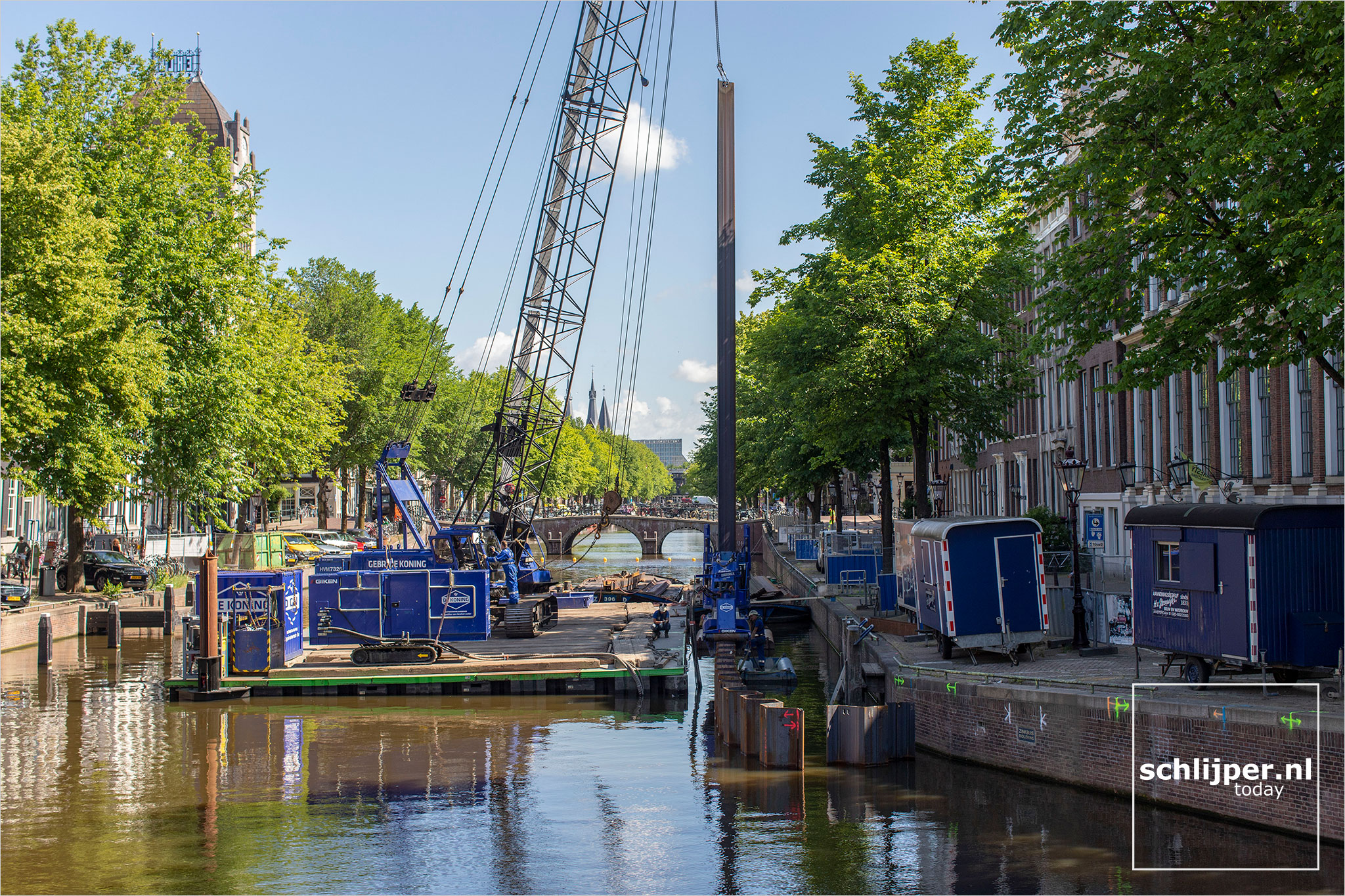 Nederland, Amsterdam, 22 juni 2020