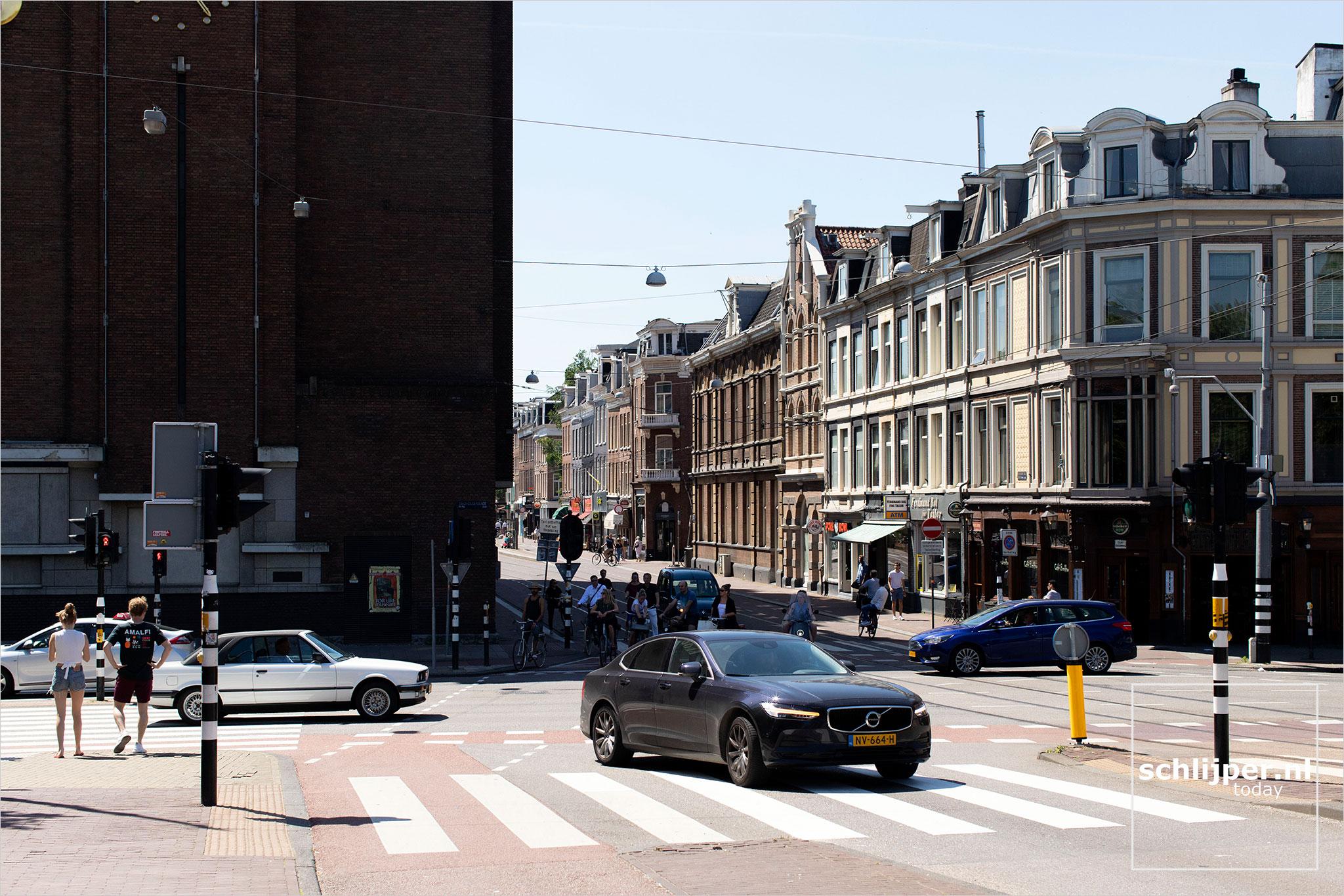 Nederland, Amsterdam, 23 juni 2020