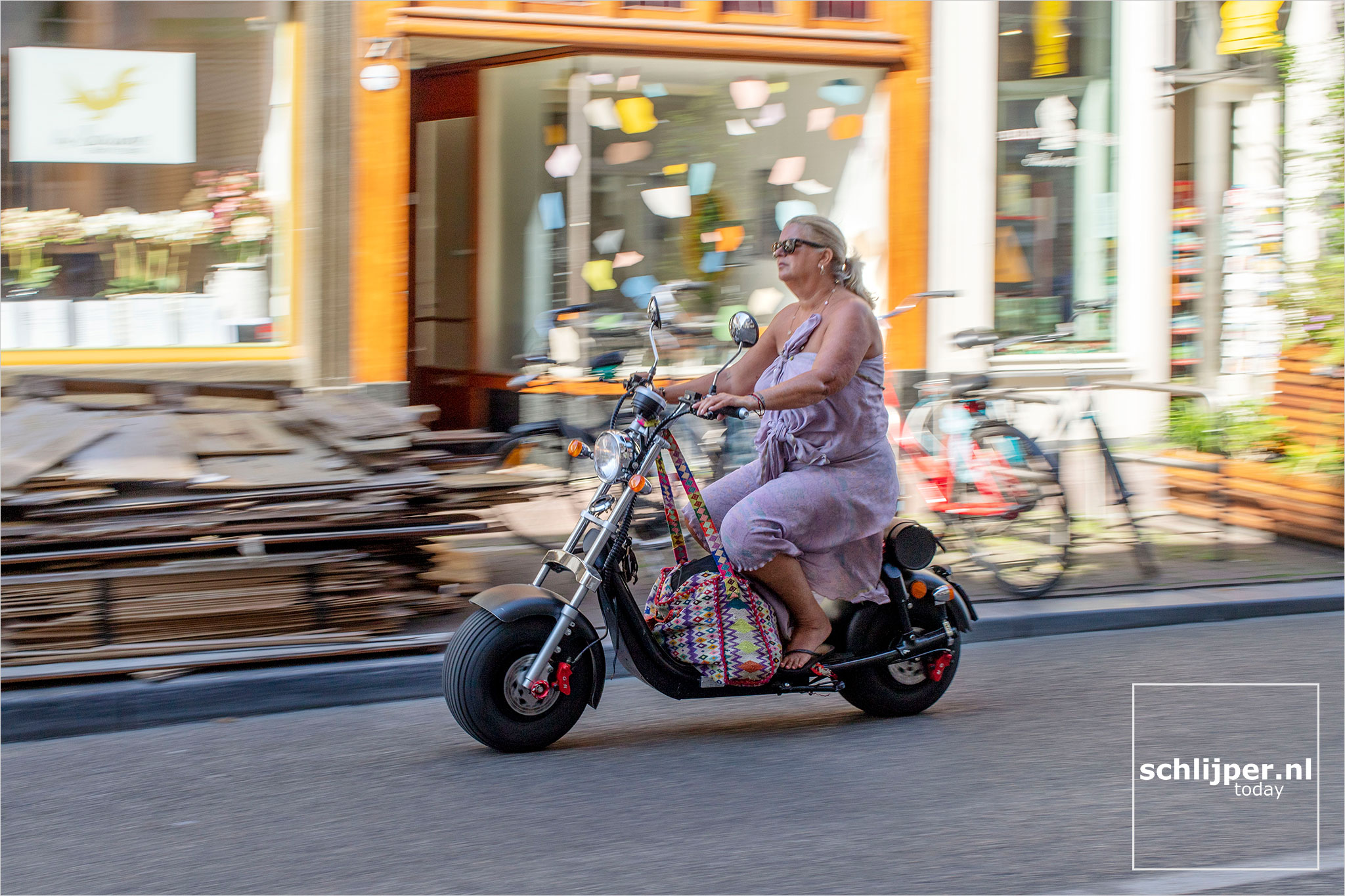 Nederland, Amsterdam, 25 juni 2020