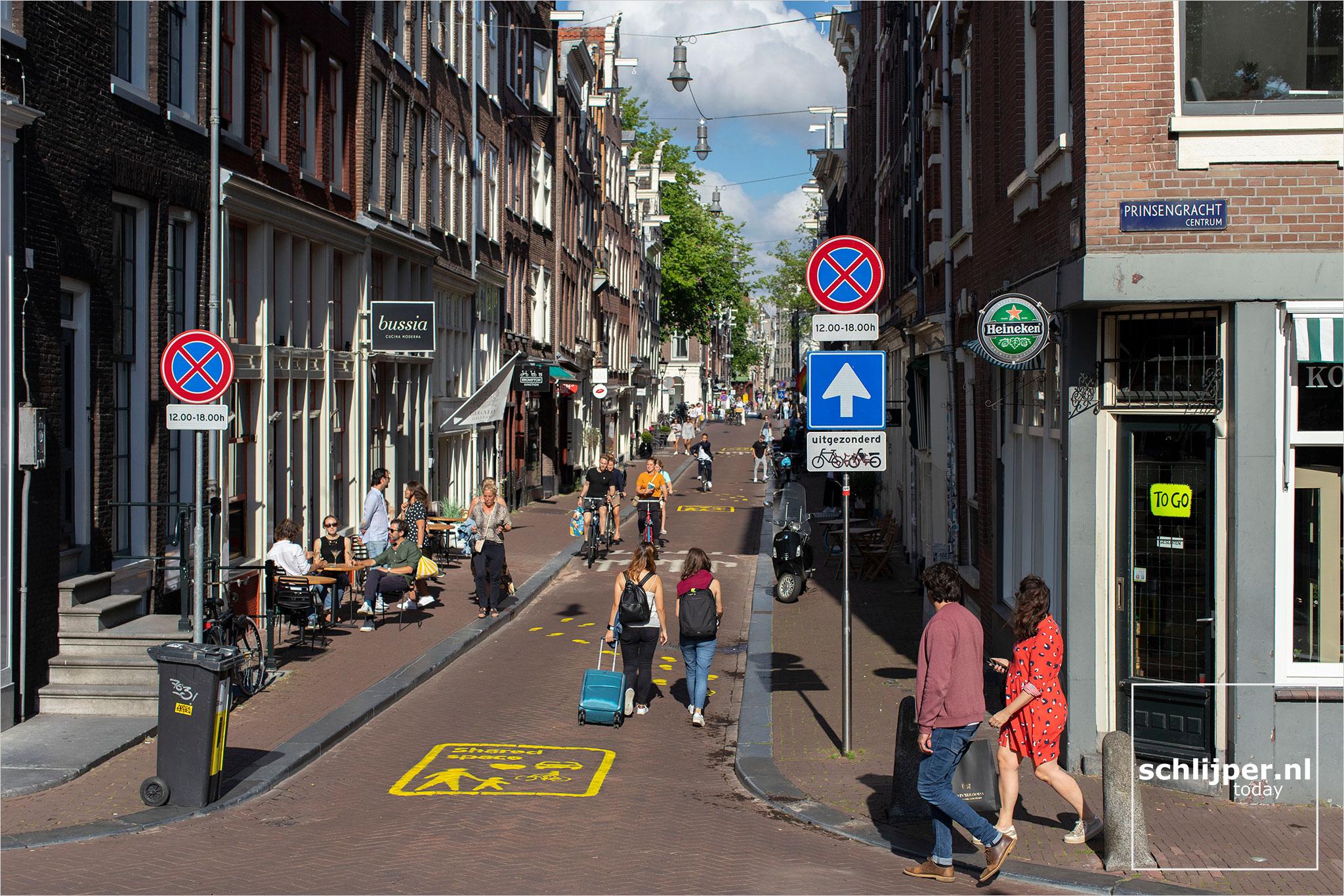 Nederland, Amsterdam, 27 juni 2020