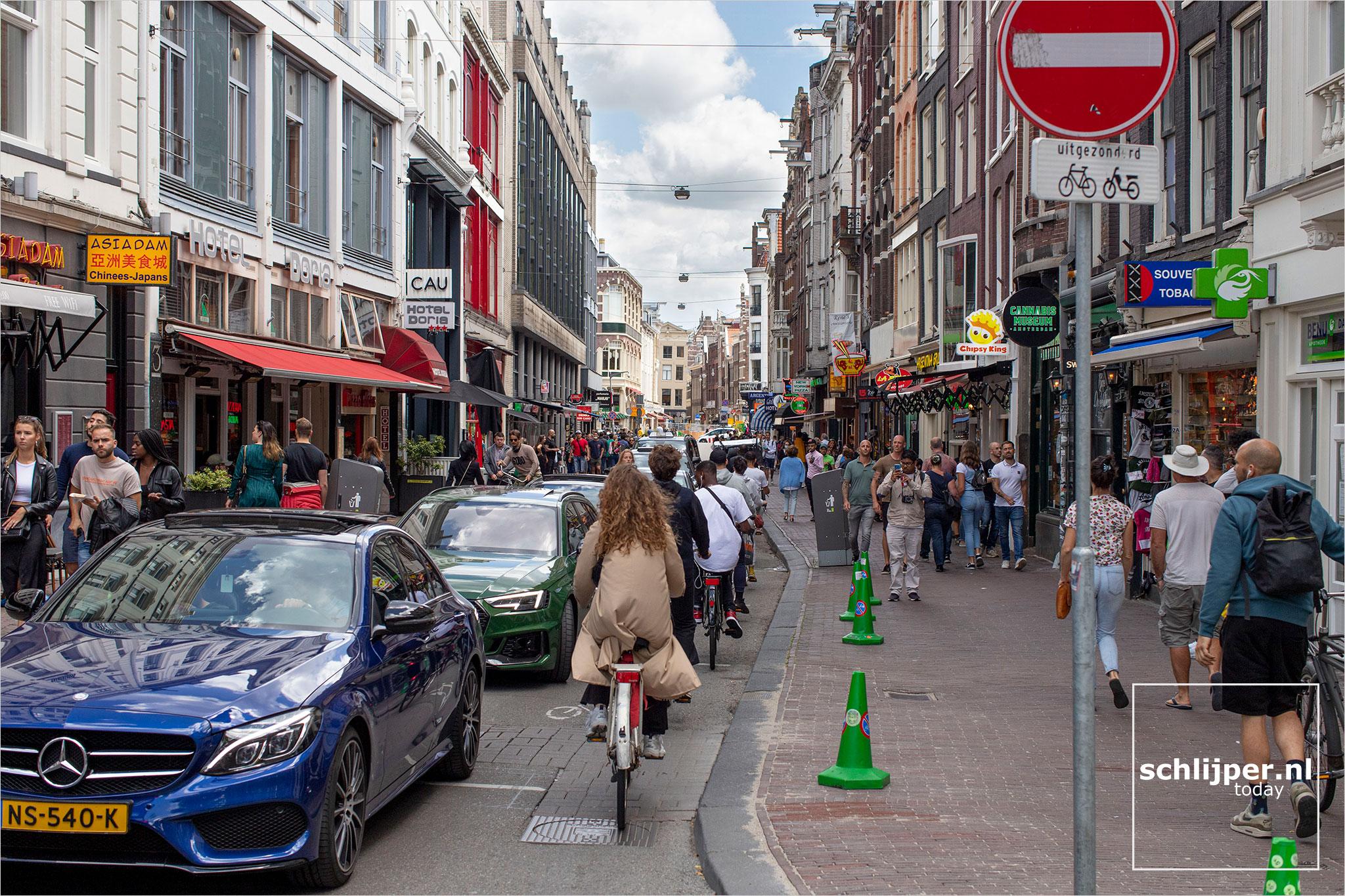 Nederland, Amsterdam, 28 juni 2020