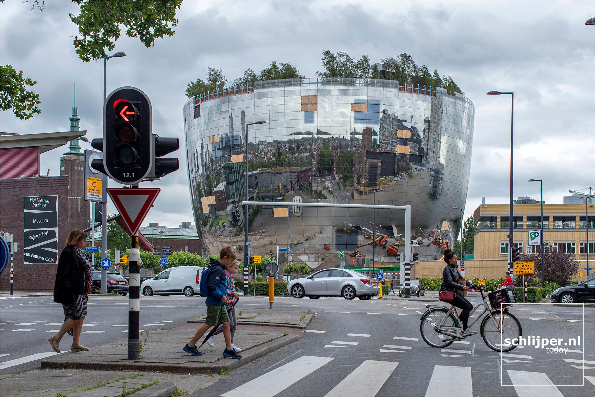 Nederland, Rotterdam, 29 juni 2020
