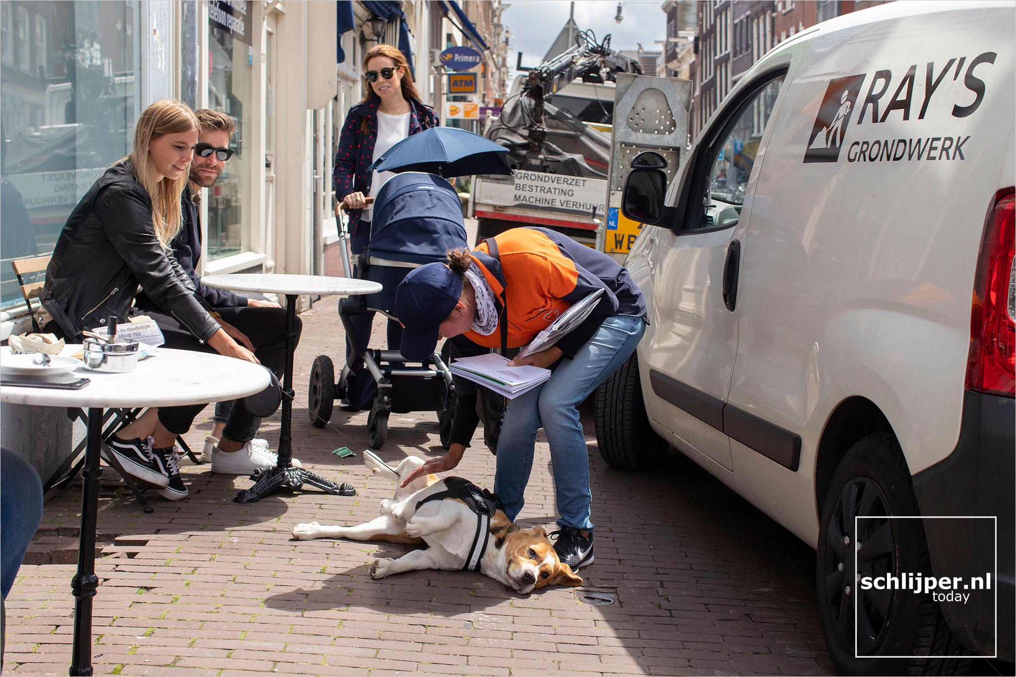 Nederland, Amsterdam, 1 juli 2020