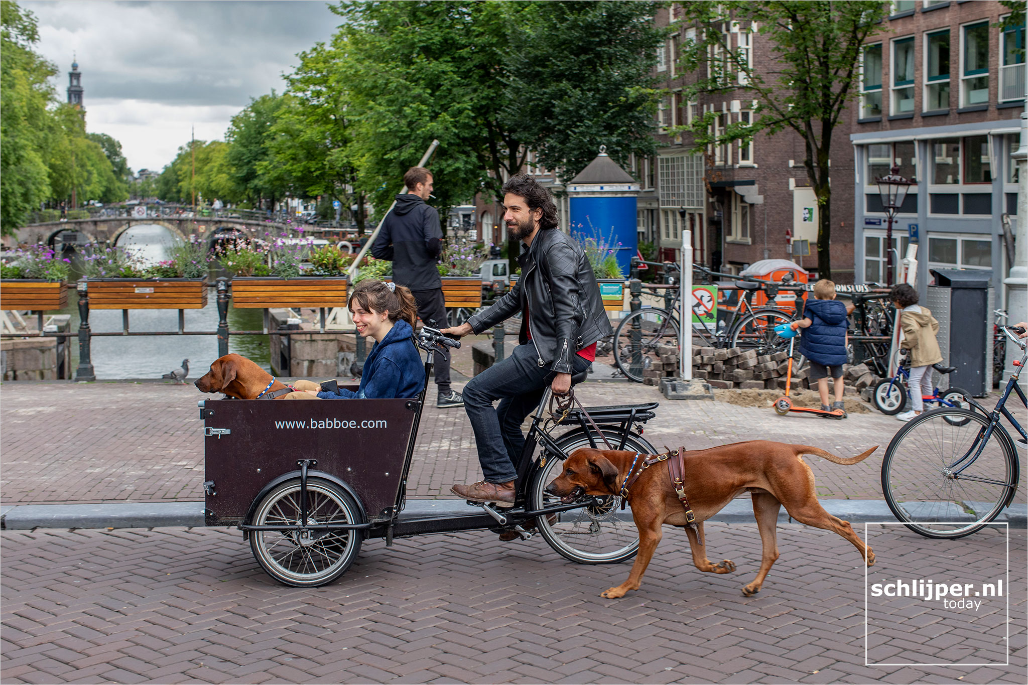 Nederland, Amsterdam, 4 juli 2020