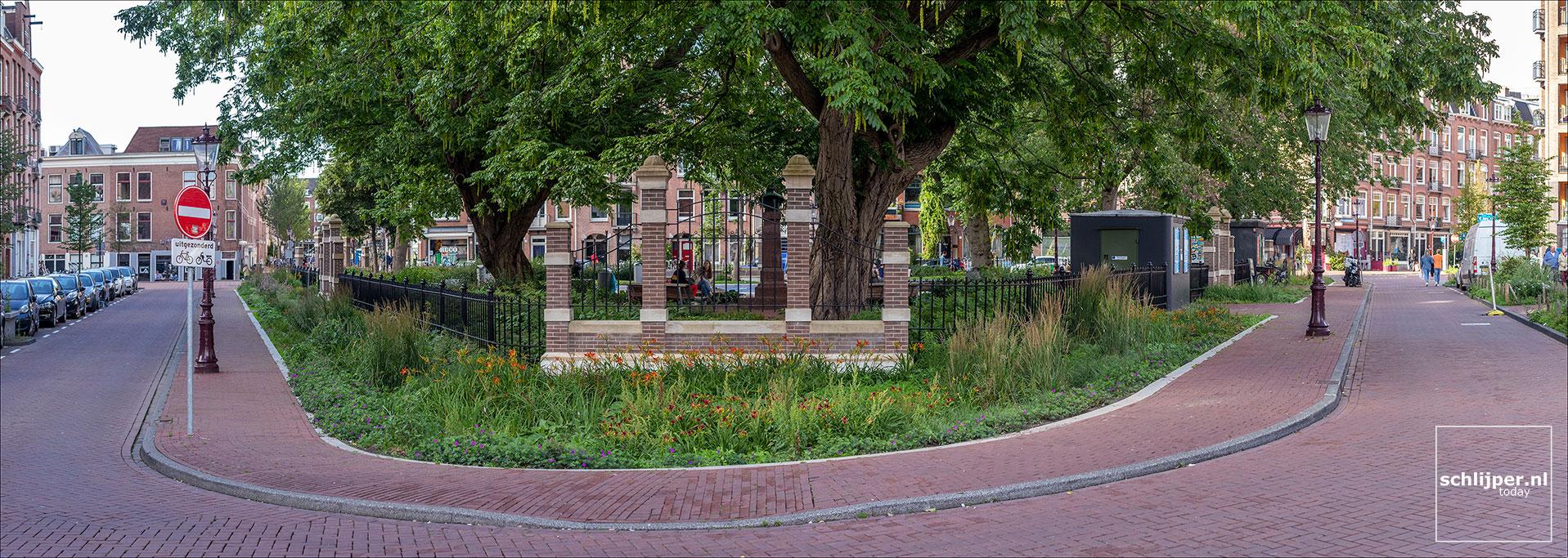 Nederland, Amsterdam, 10 juli 2020