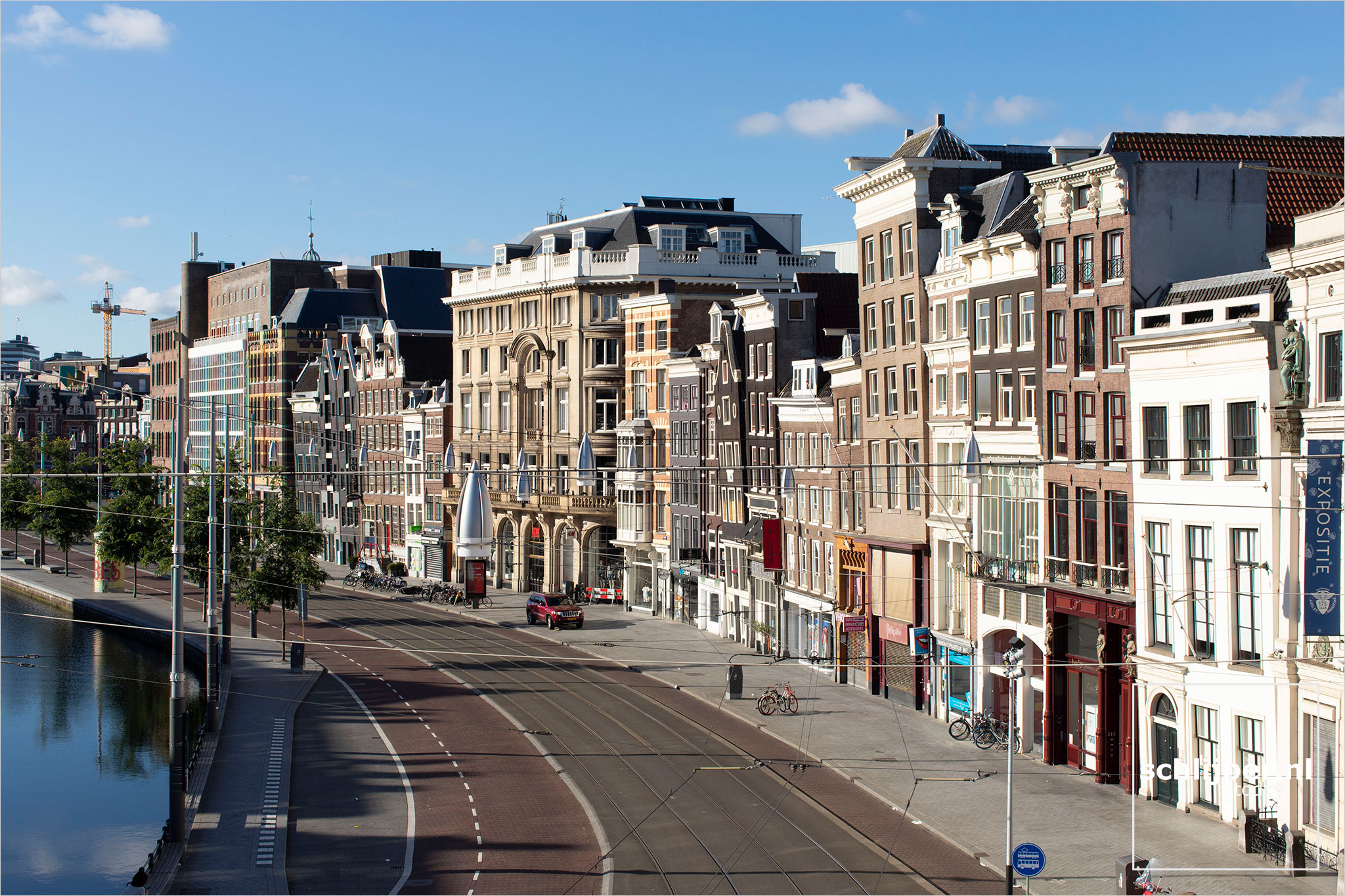 Nederland, Amsterdam, 12 juli 2020
