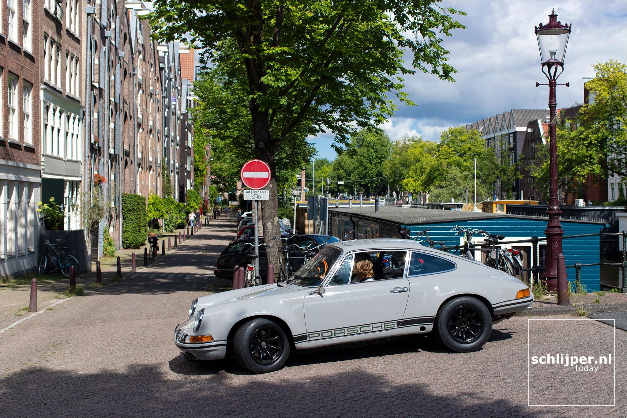 The Netherlands, Amsterdam, 12 juli 2020
