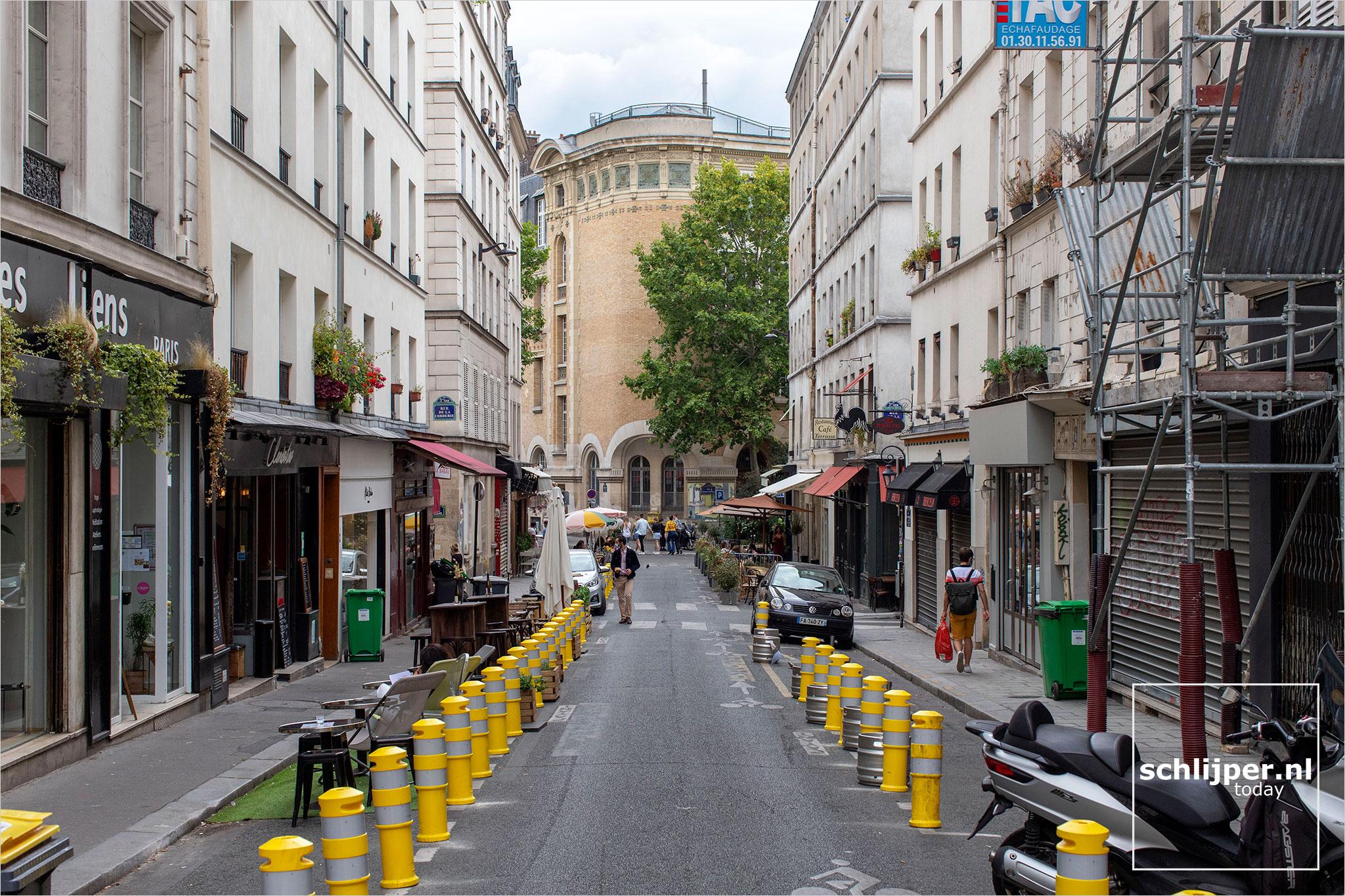 Frankrijk, Parijs, 15 juli 2020