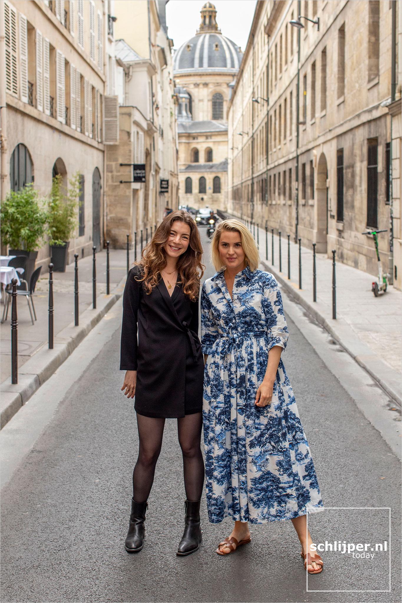 Frankrijk, Parijs, 16 juli 2020