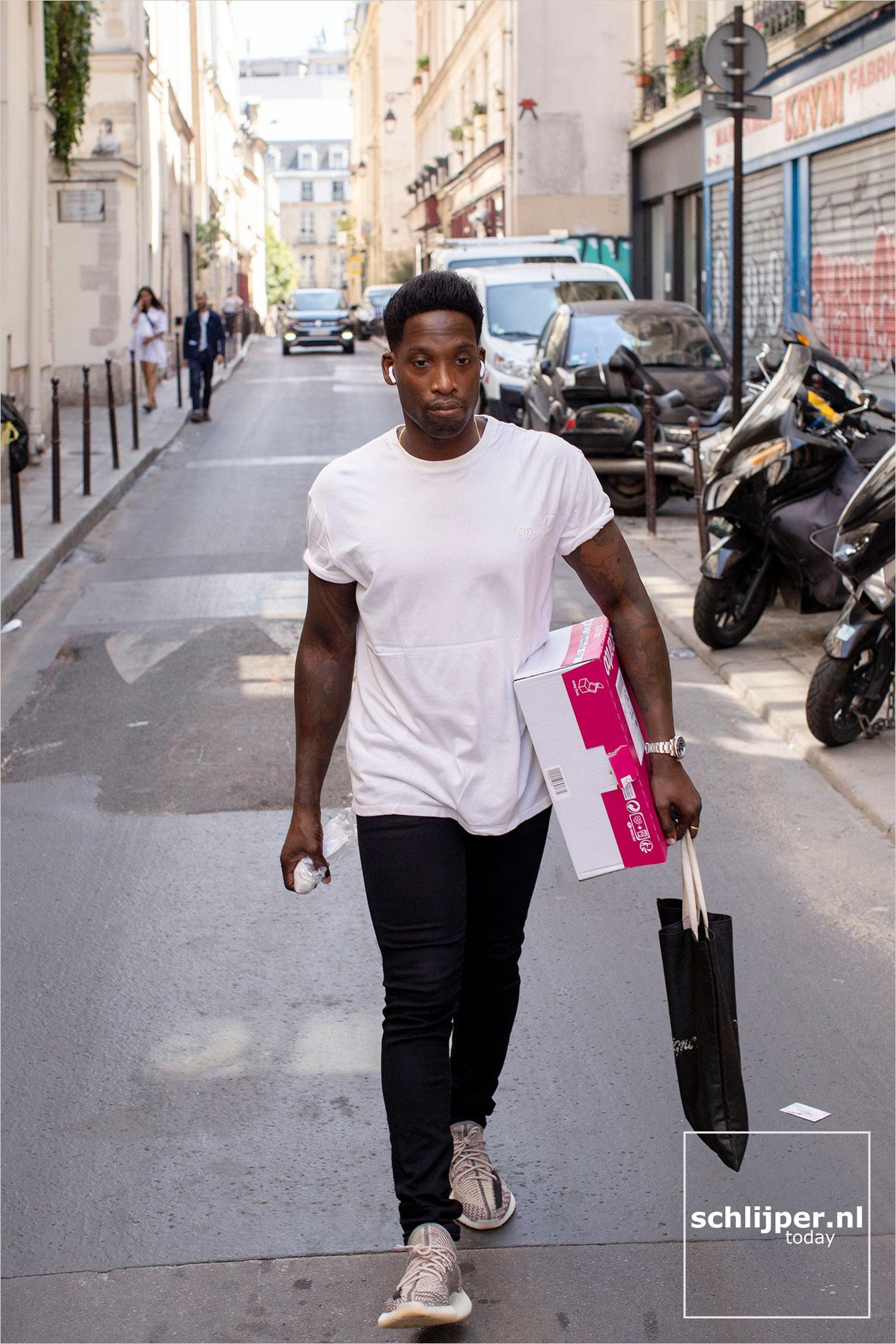 France, Paris, 18 juli 2020