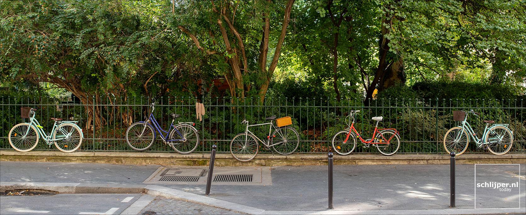 Frankrijk, Parijs, 21 juli 2020