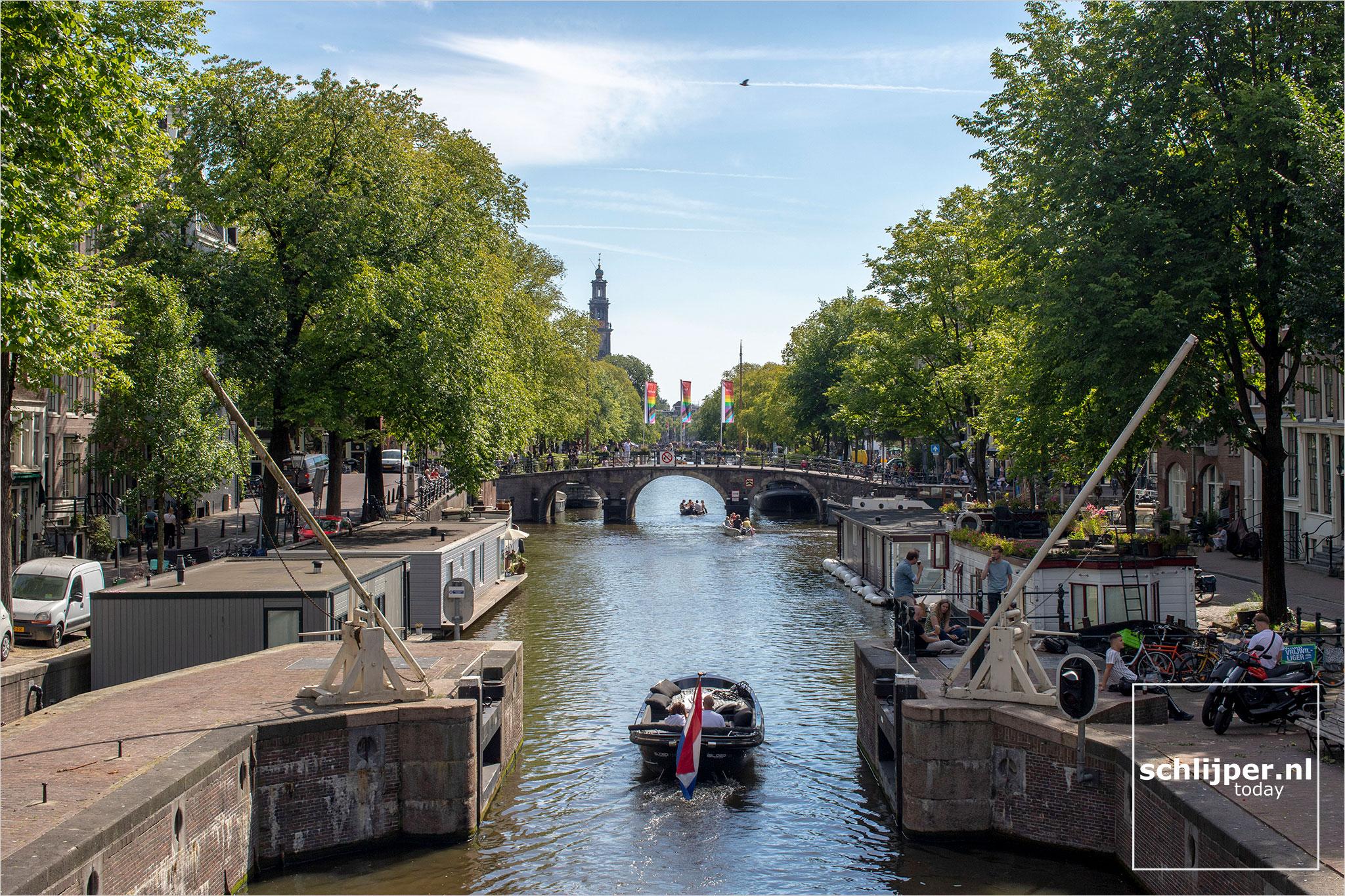 Nederland, Amsterdam, 30 juli 2020