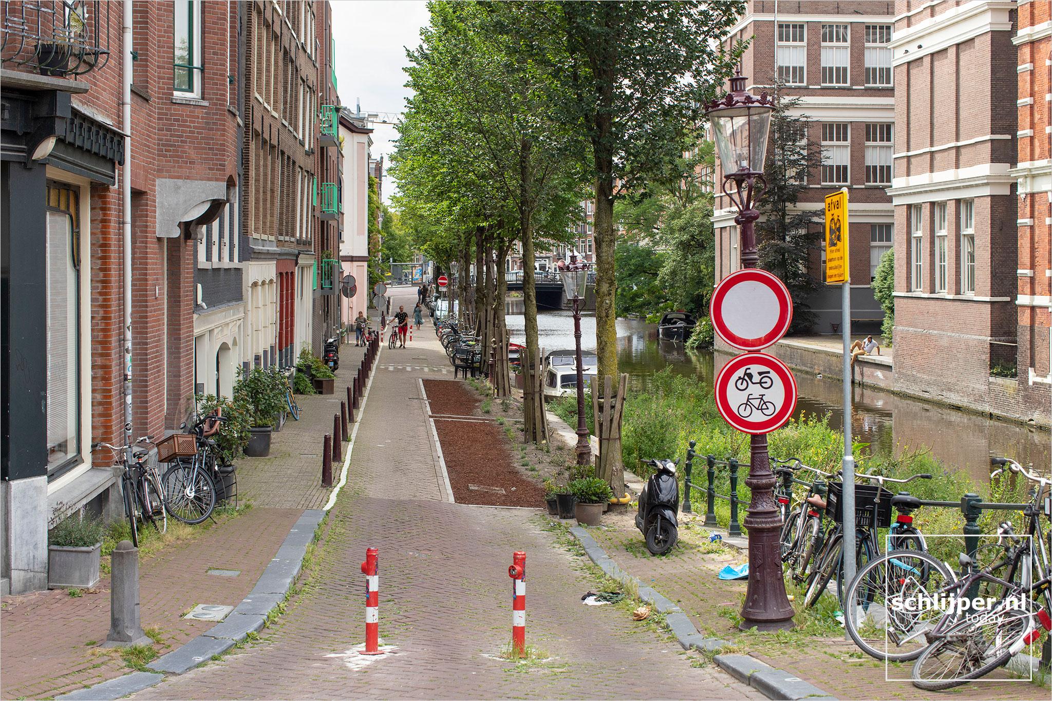 Nederland, Amsterdam, 3 augustus 2020
