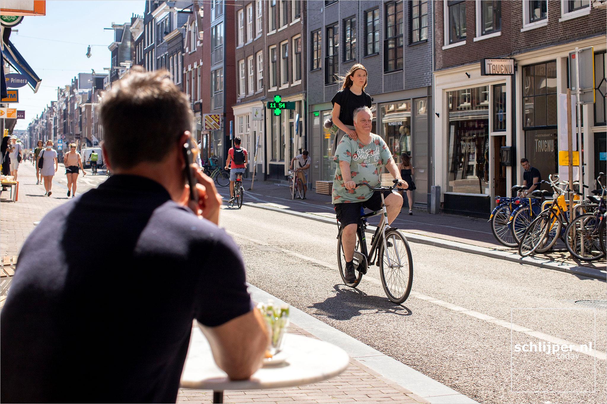 Nederland, Amsterdam, 7 augustus 2020