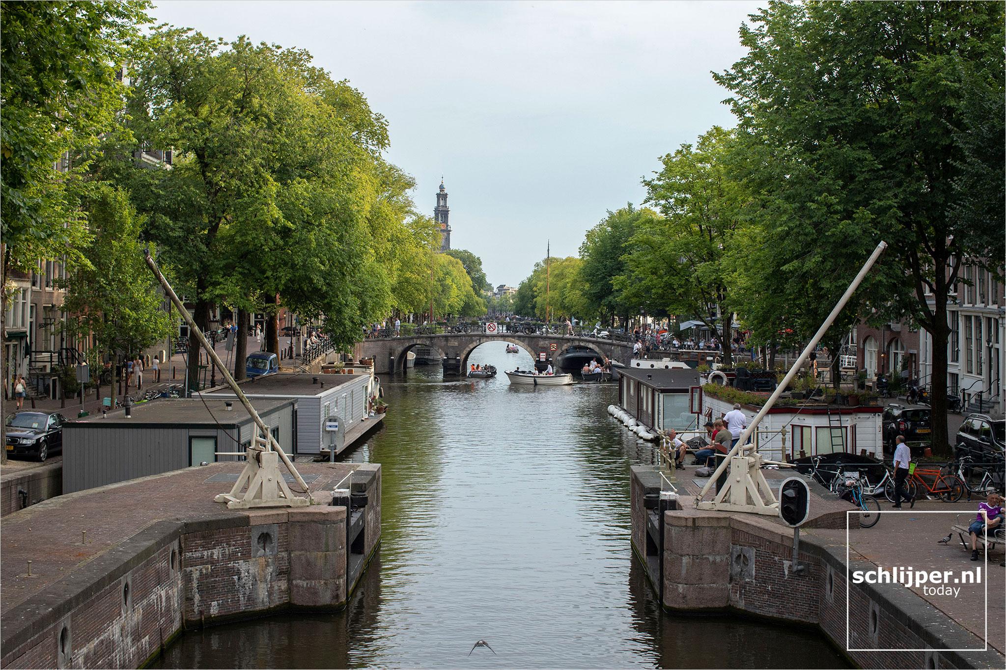 Nederland, Amsterdam, 8 augustus 2020