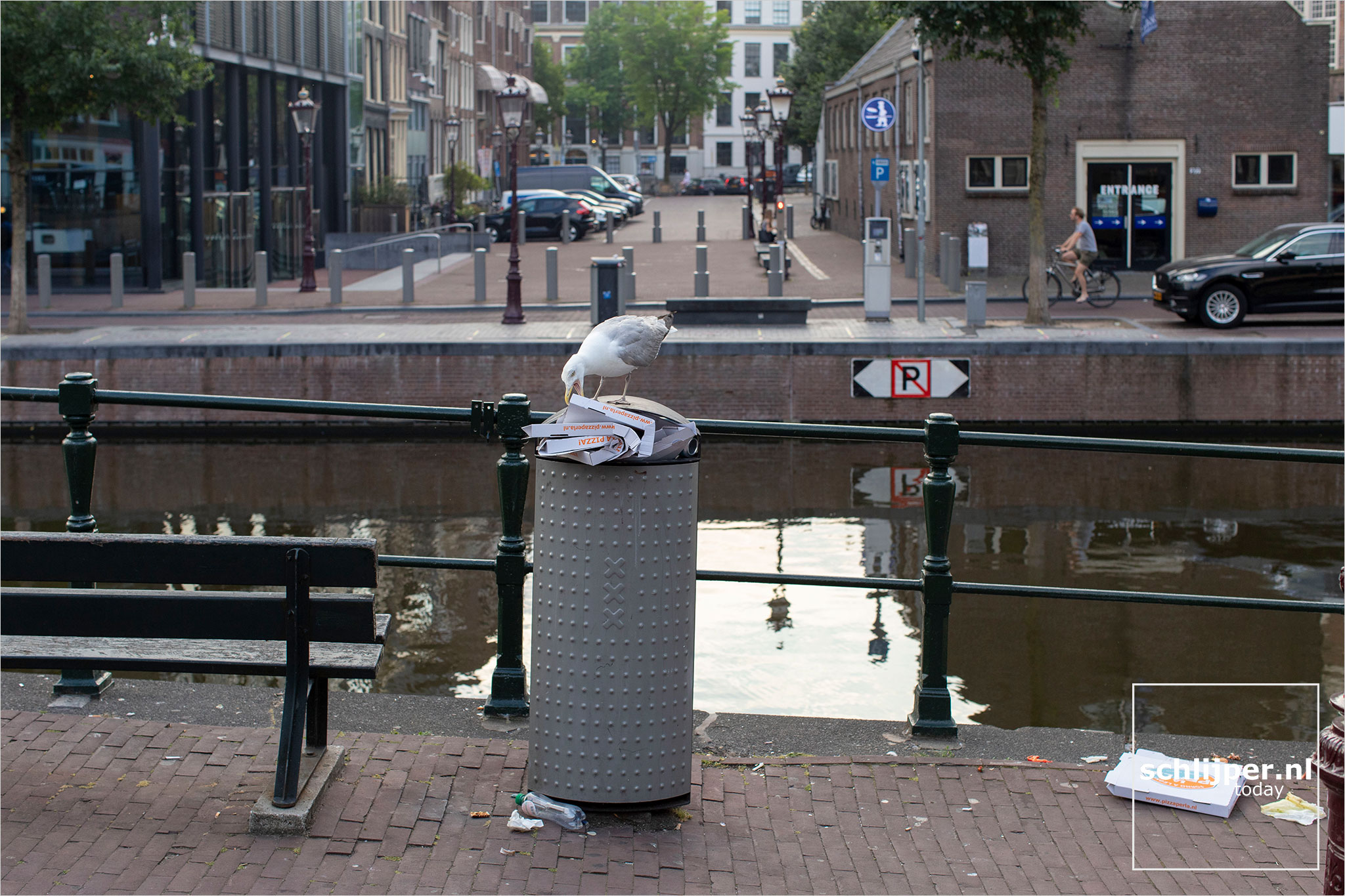Nederland, Amsterdam, 12 augustus 2020