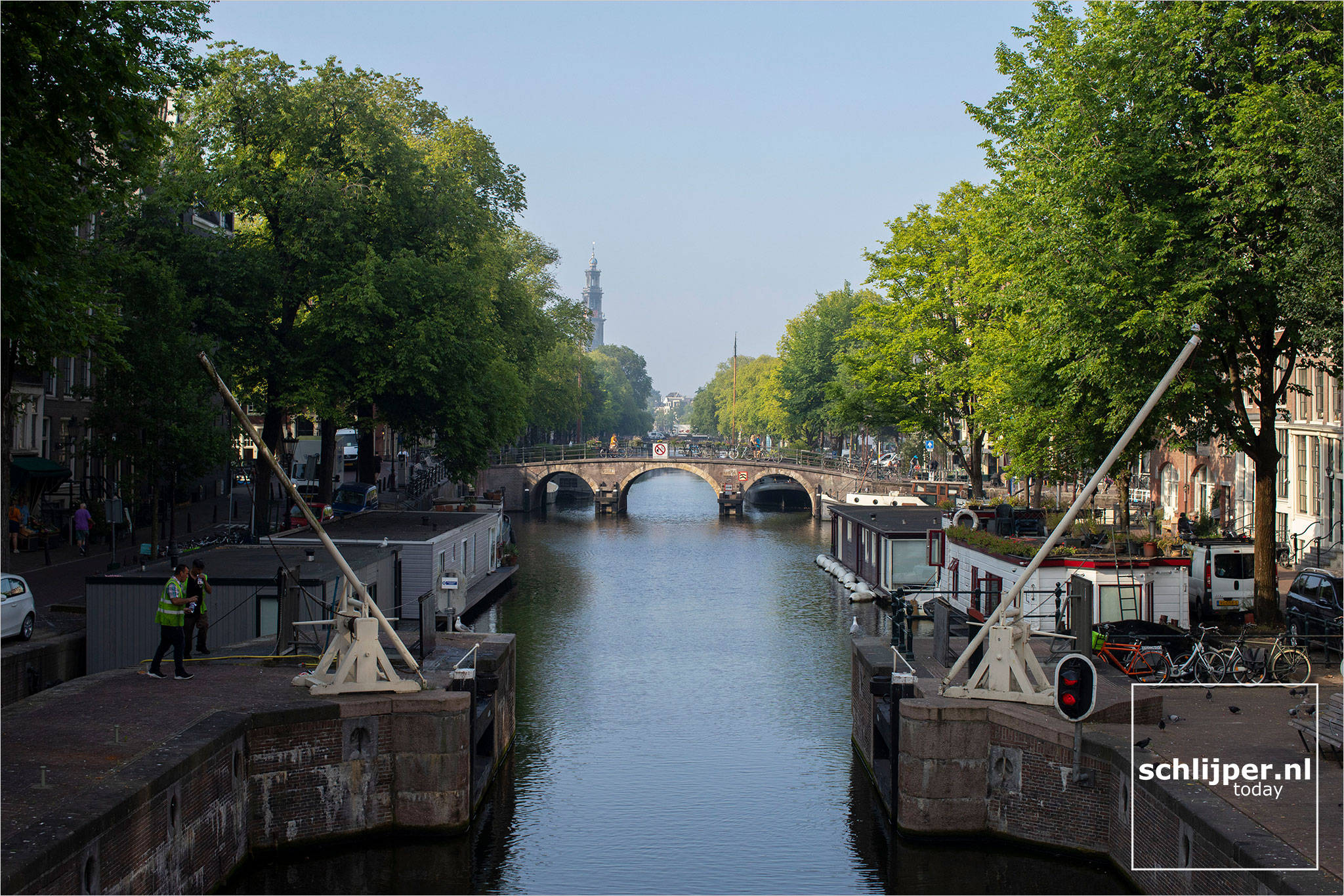 Nederland, Amsterdam, 14 augustus 2020
