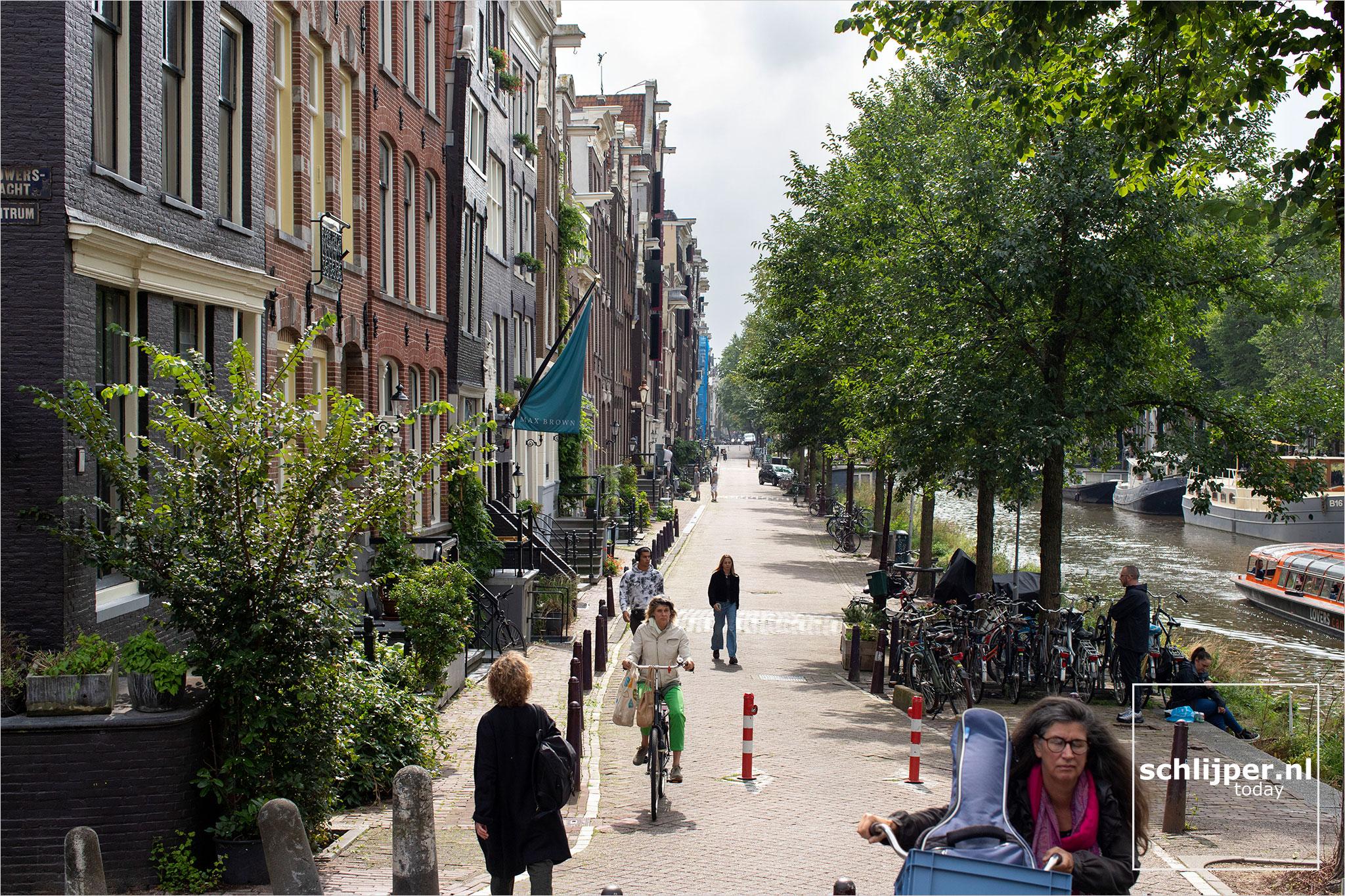 Nederland, Amsterdam, 27 augustus 2020