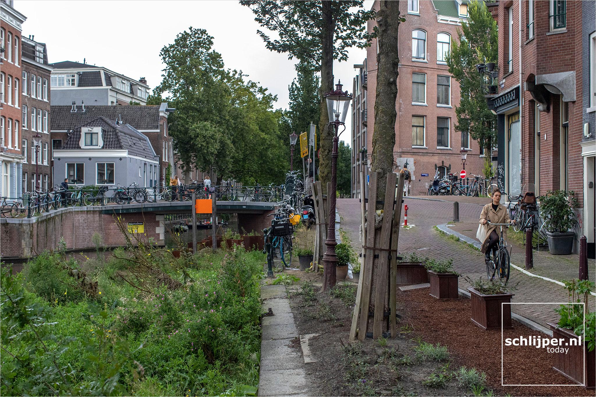 Nederland, Amsterdam, 30 augustus 2020