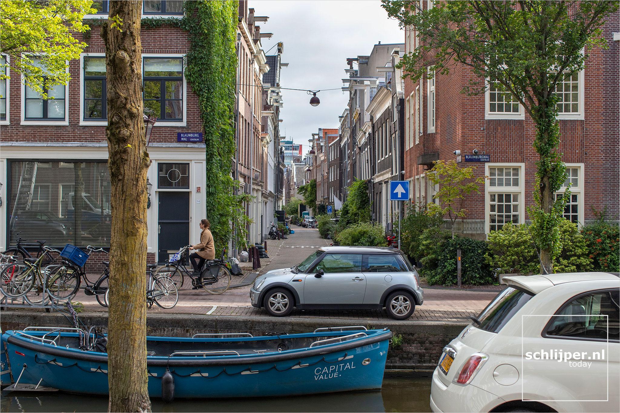 Nederland, Amsterdam, 31 augustus 2020