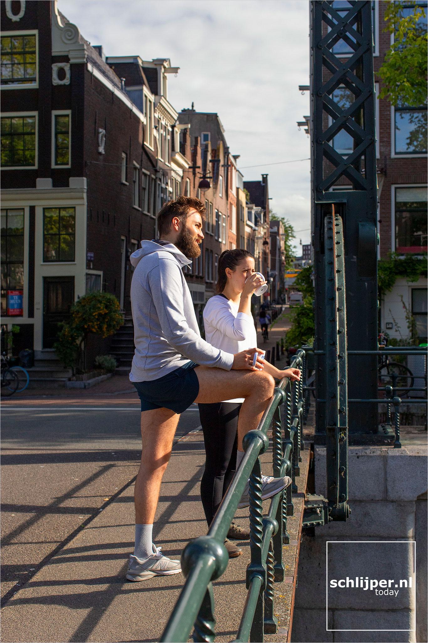 Nederland, Amsterdam, 1 september 2020