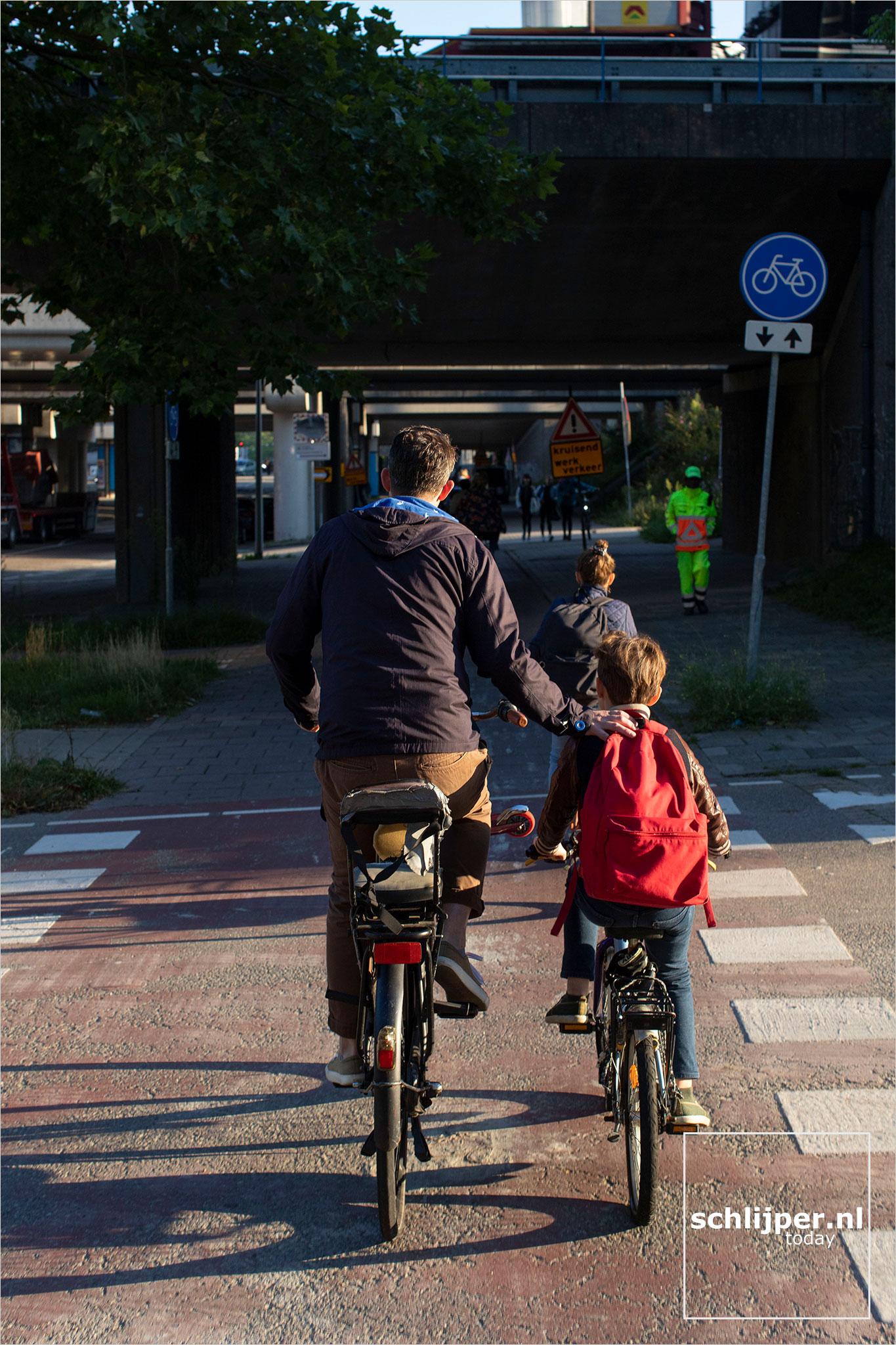 Nederland, Amsterdam, 2 september 2020