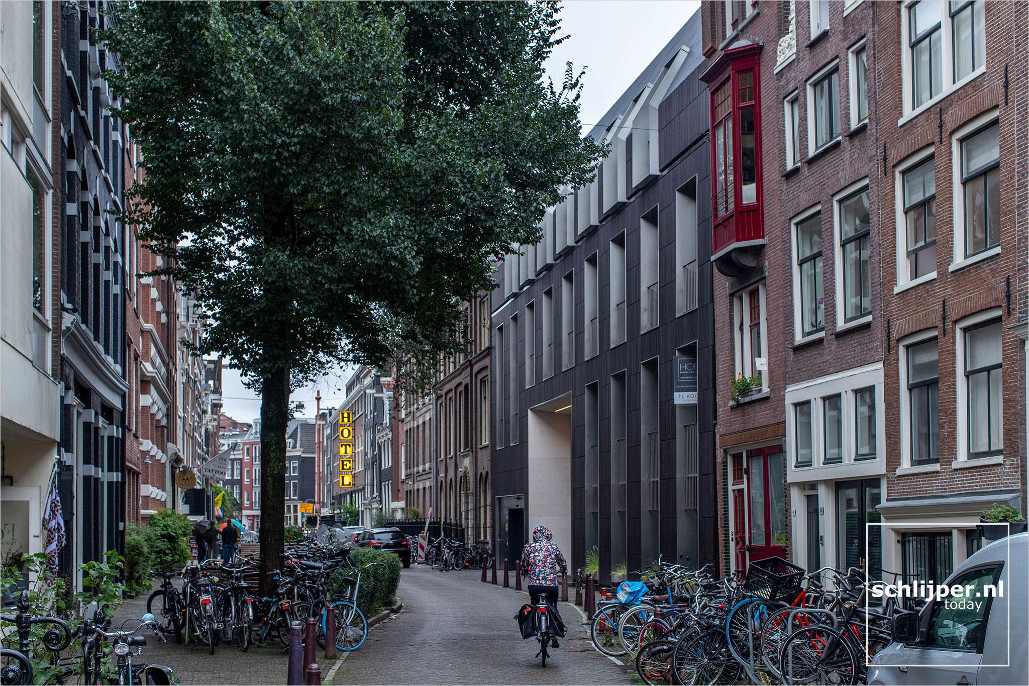 Nederland, Amsterdam, 3 september 2020