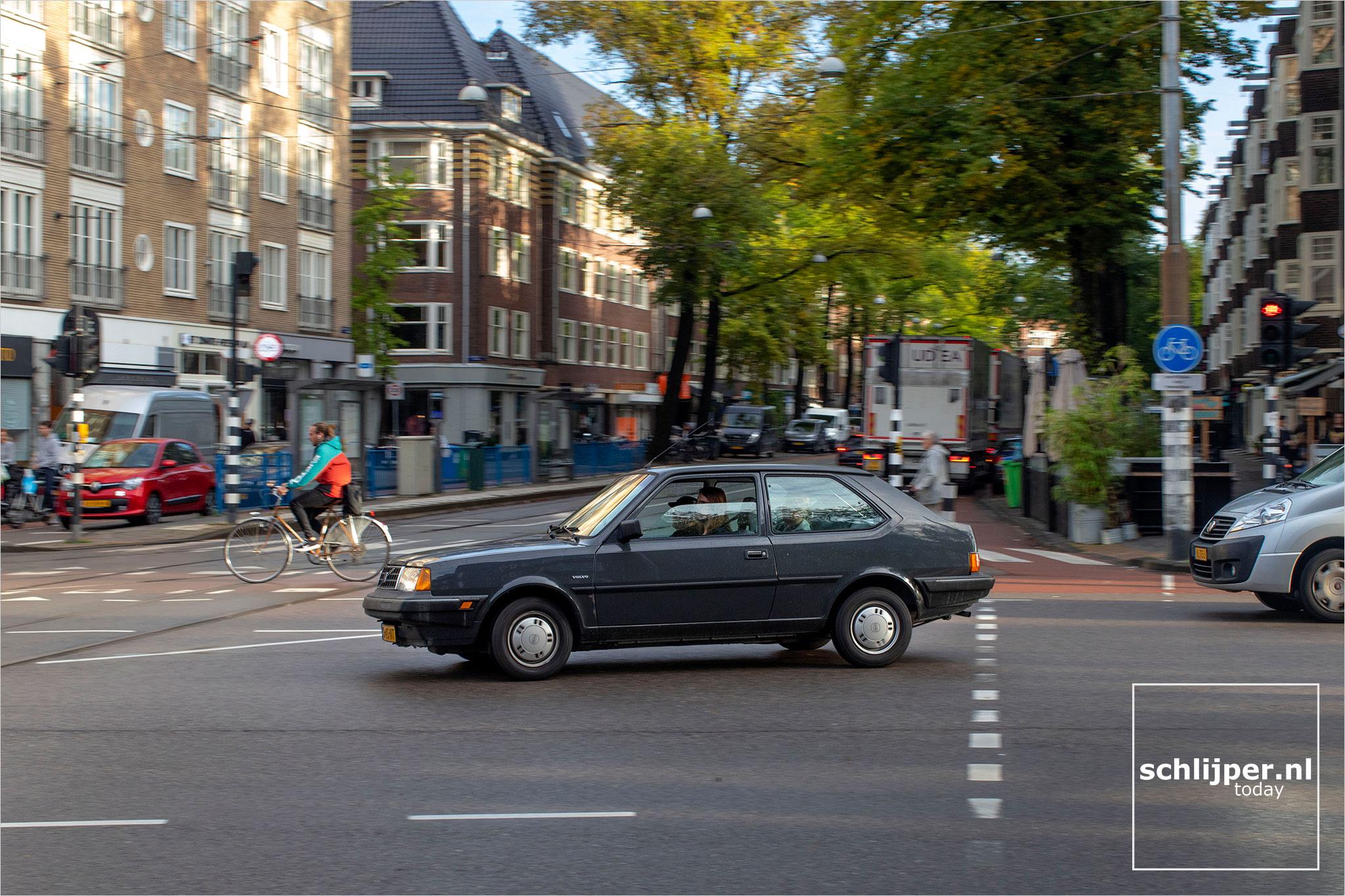 Nederland, Amsterdam, 4 september 2020